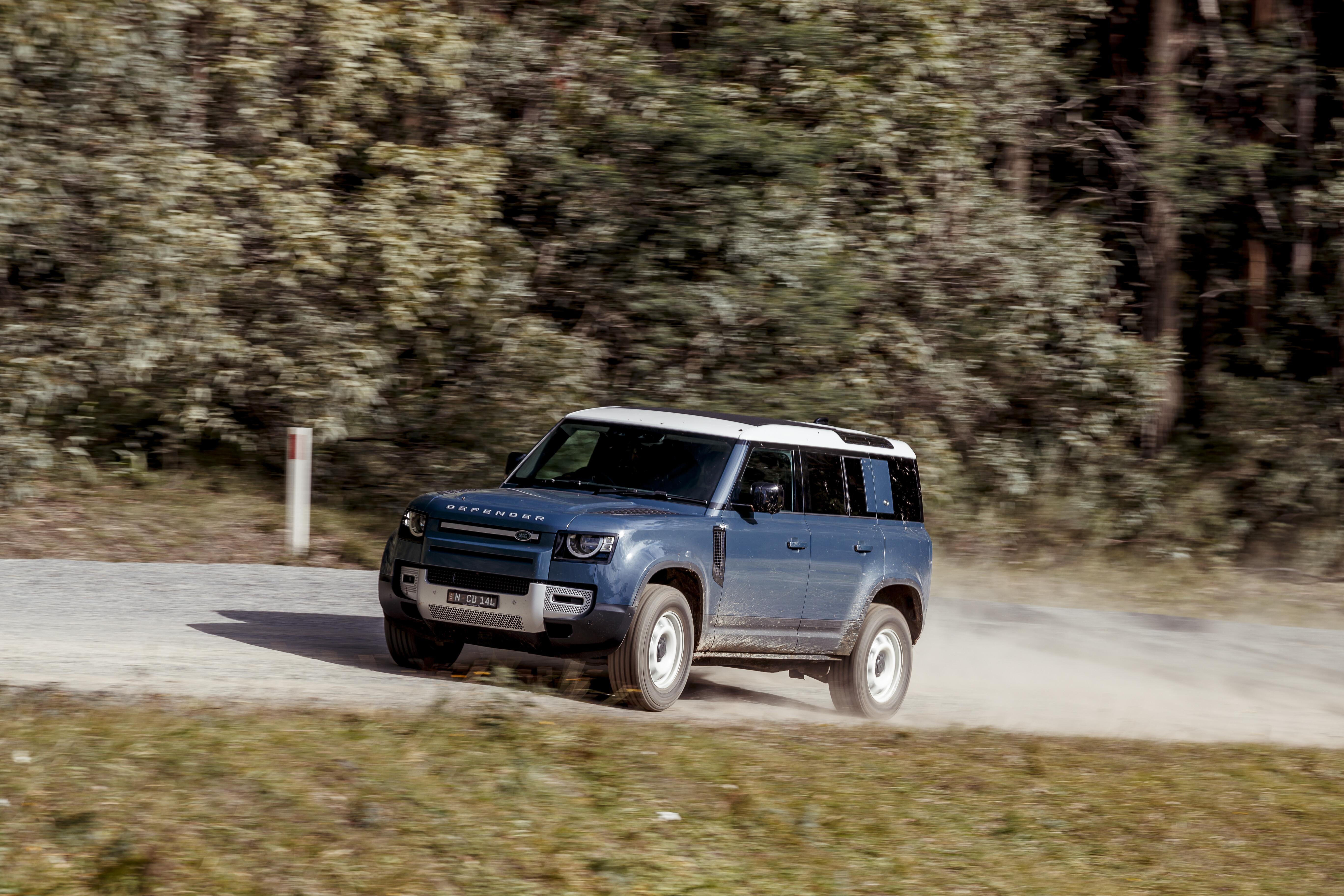 4 X 4 Australia Reviews 2021 June 2021 2021 Land Rover Defender 110 D 250 S 3