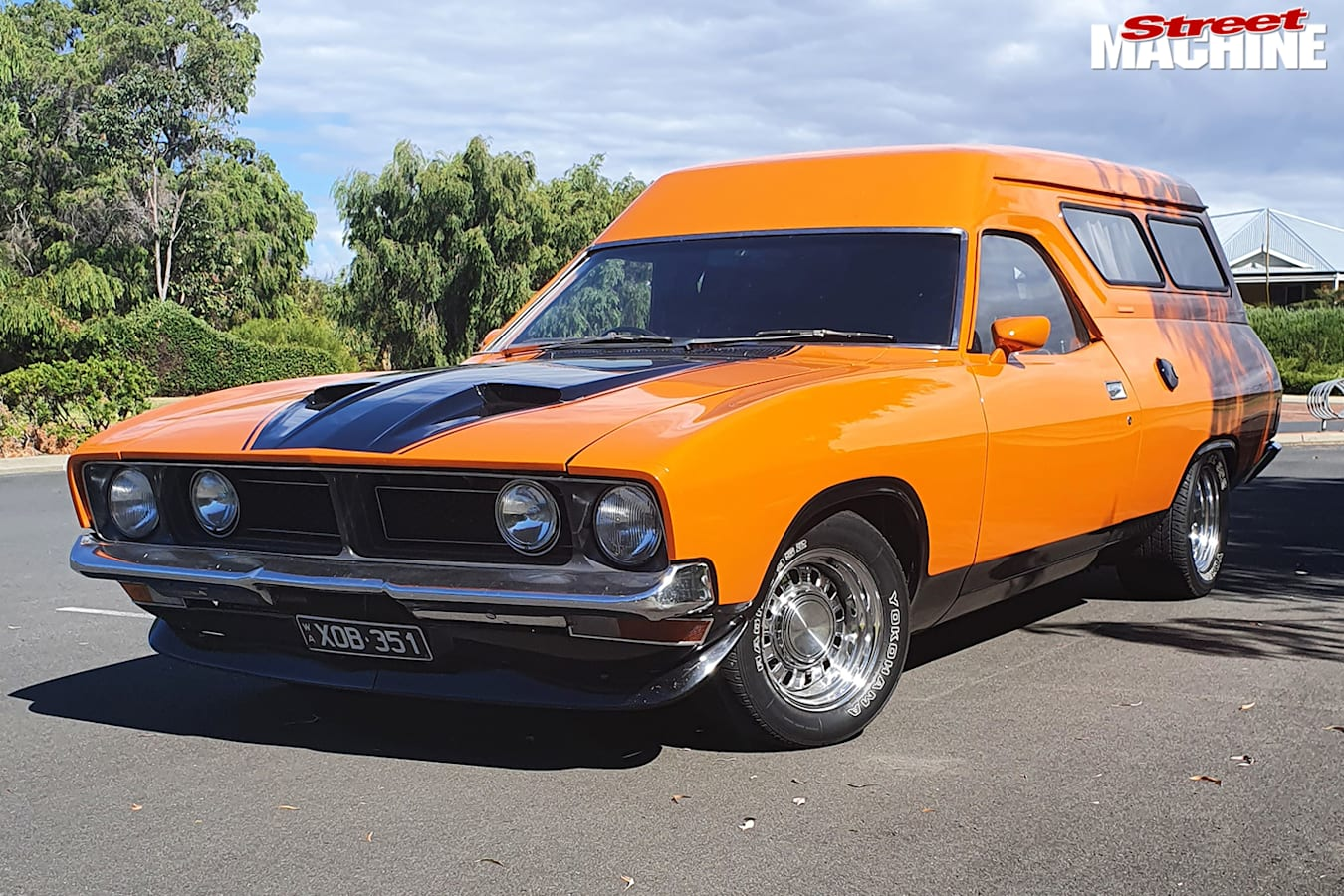 Street Machine Features Ford Falcon Xb 2