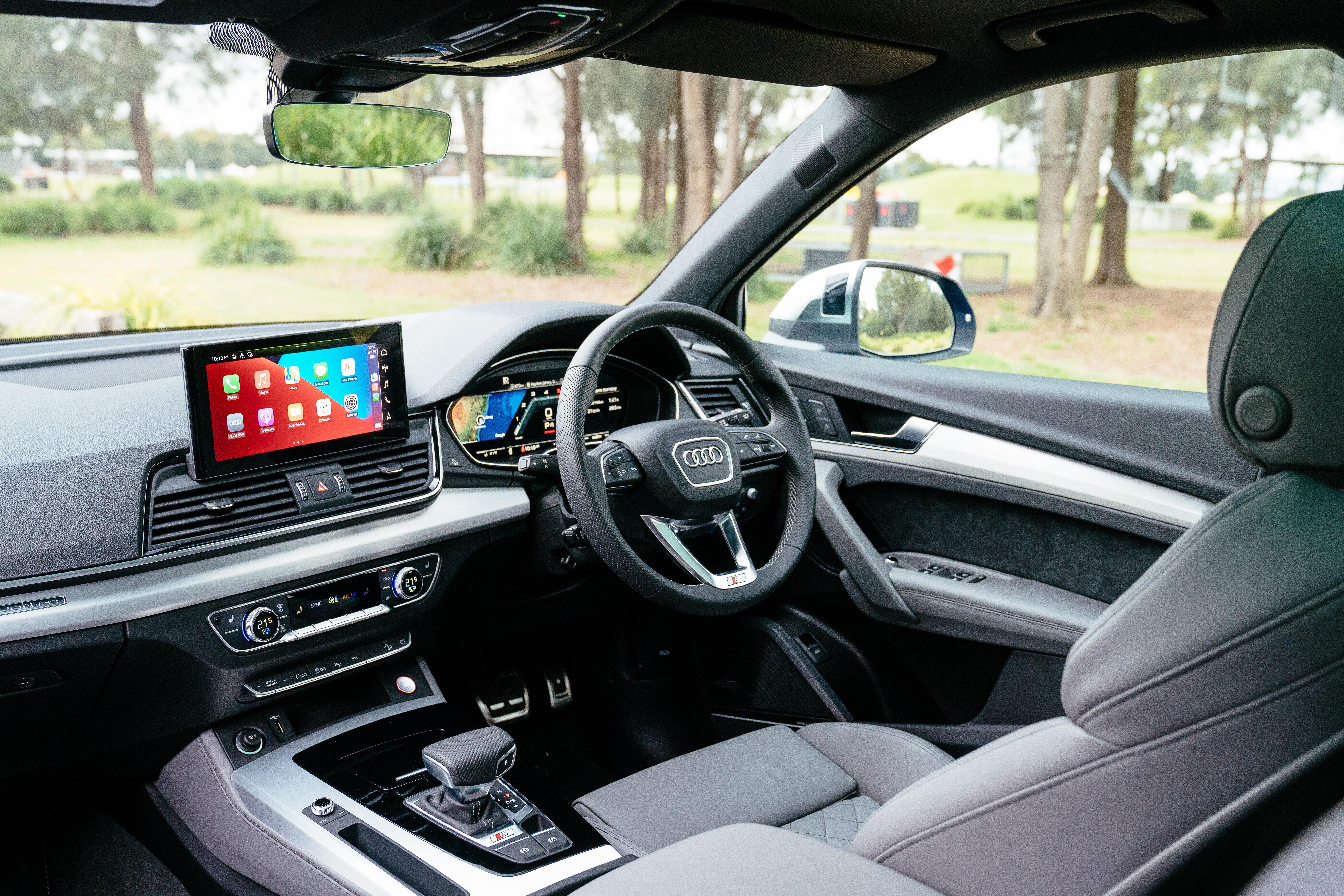 Wheels Reviews 2021 Audi Sq 5 Review Australian Launch 42