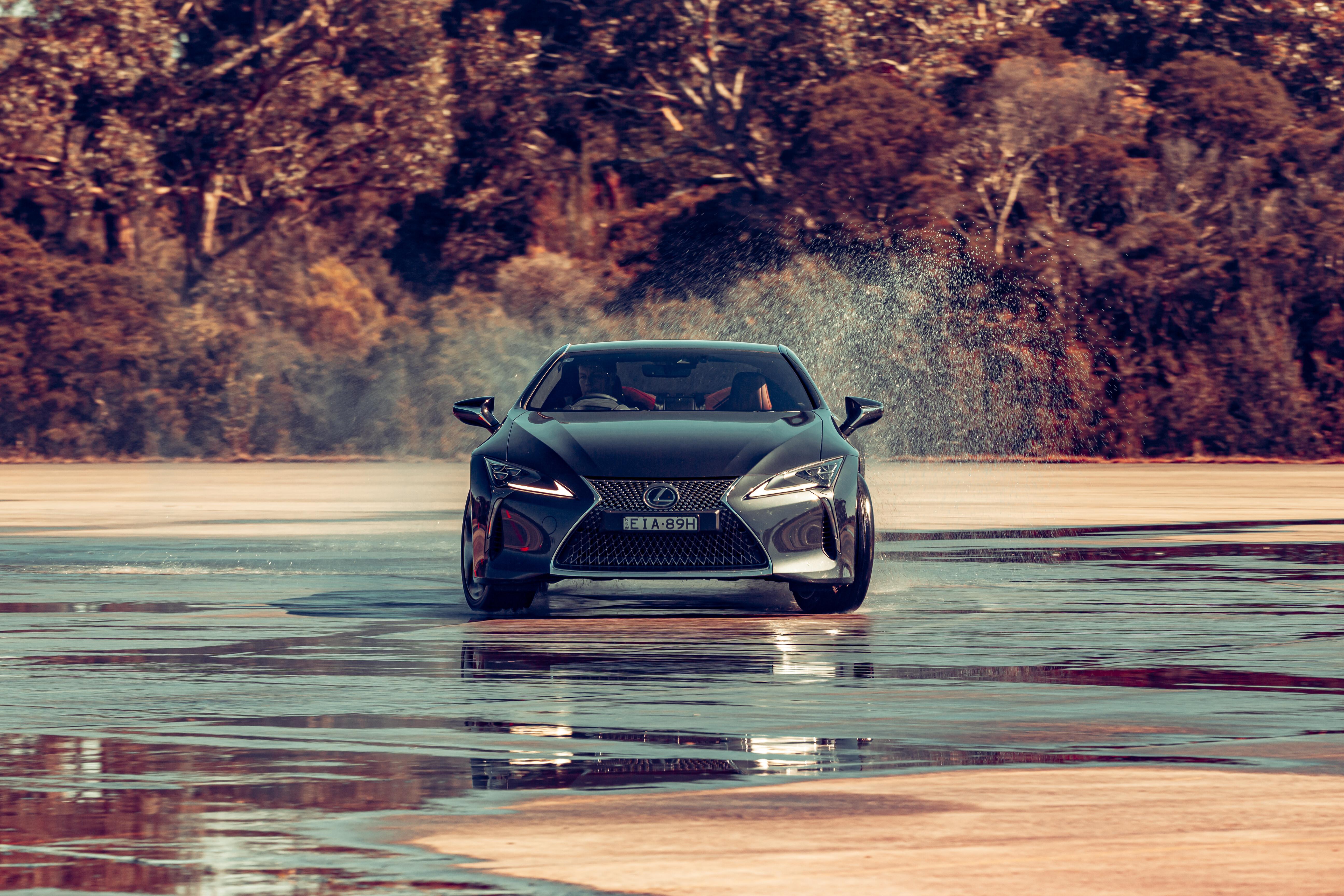 Motor Reviews Lexus LC 500 1