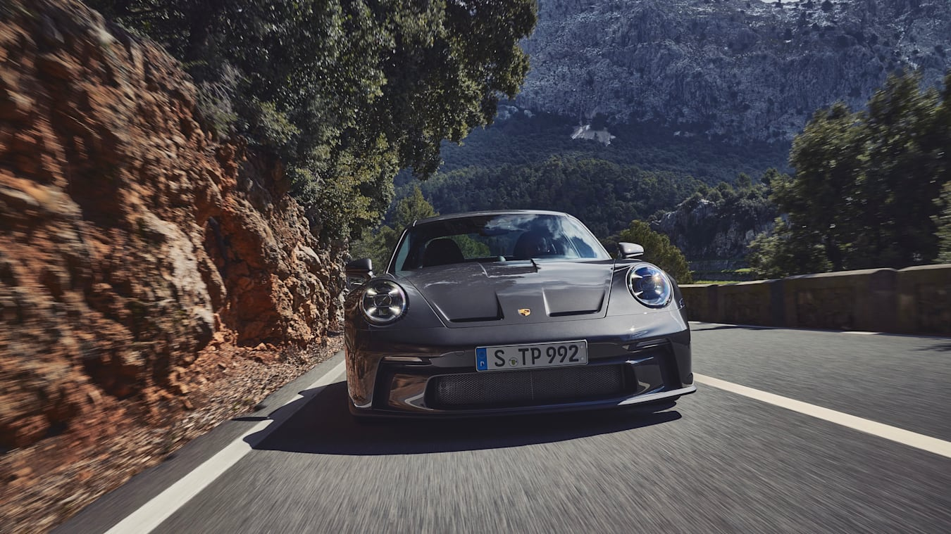 992 GT 3 Touring Driving Front
