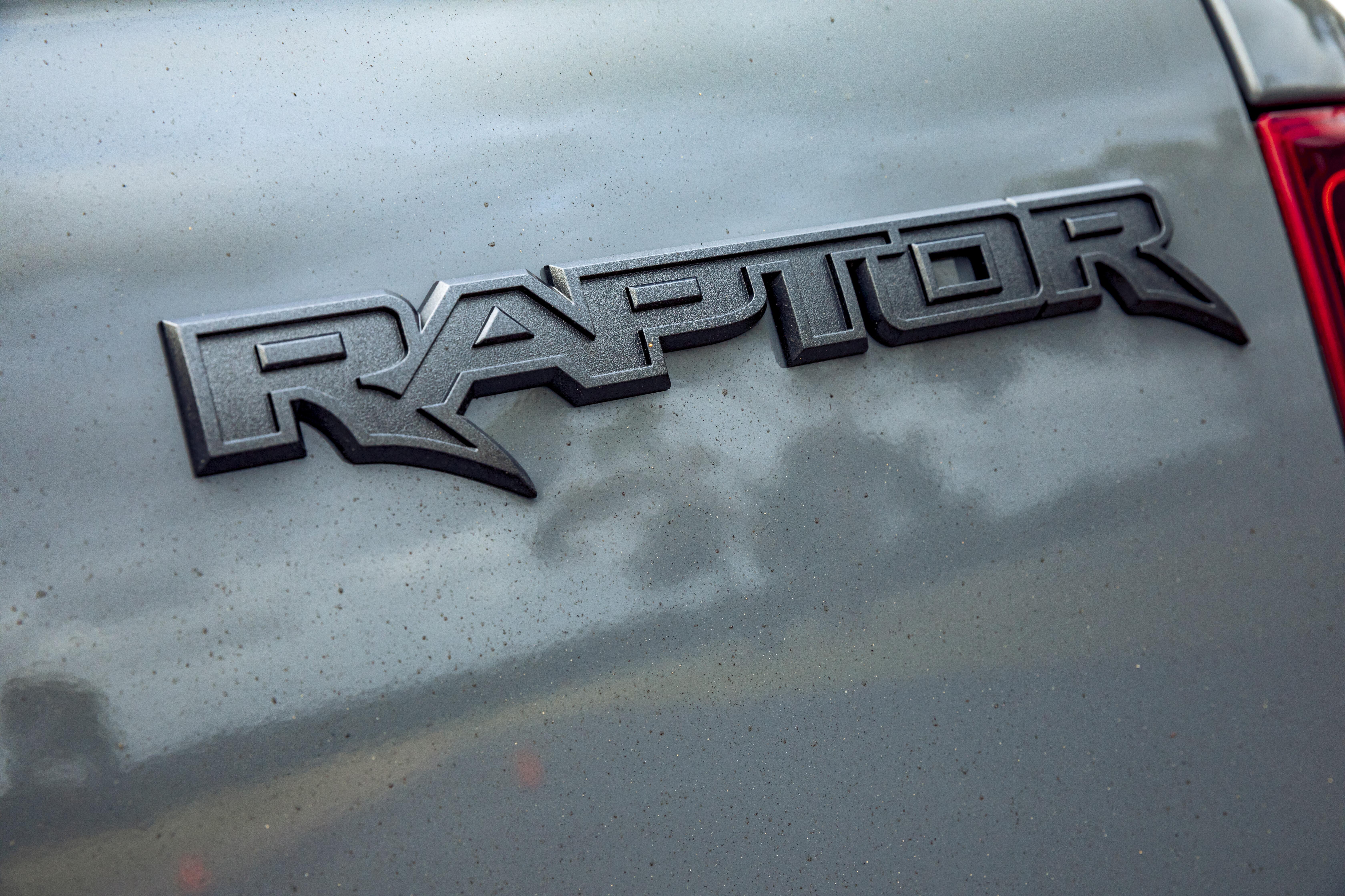 4 X 4 Australia Comparisons 2021 May 21 Ford Ranger Raptor Logo