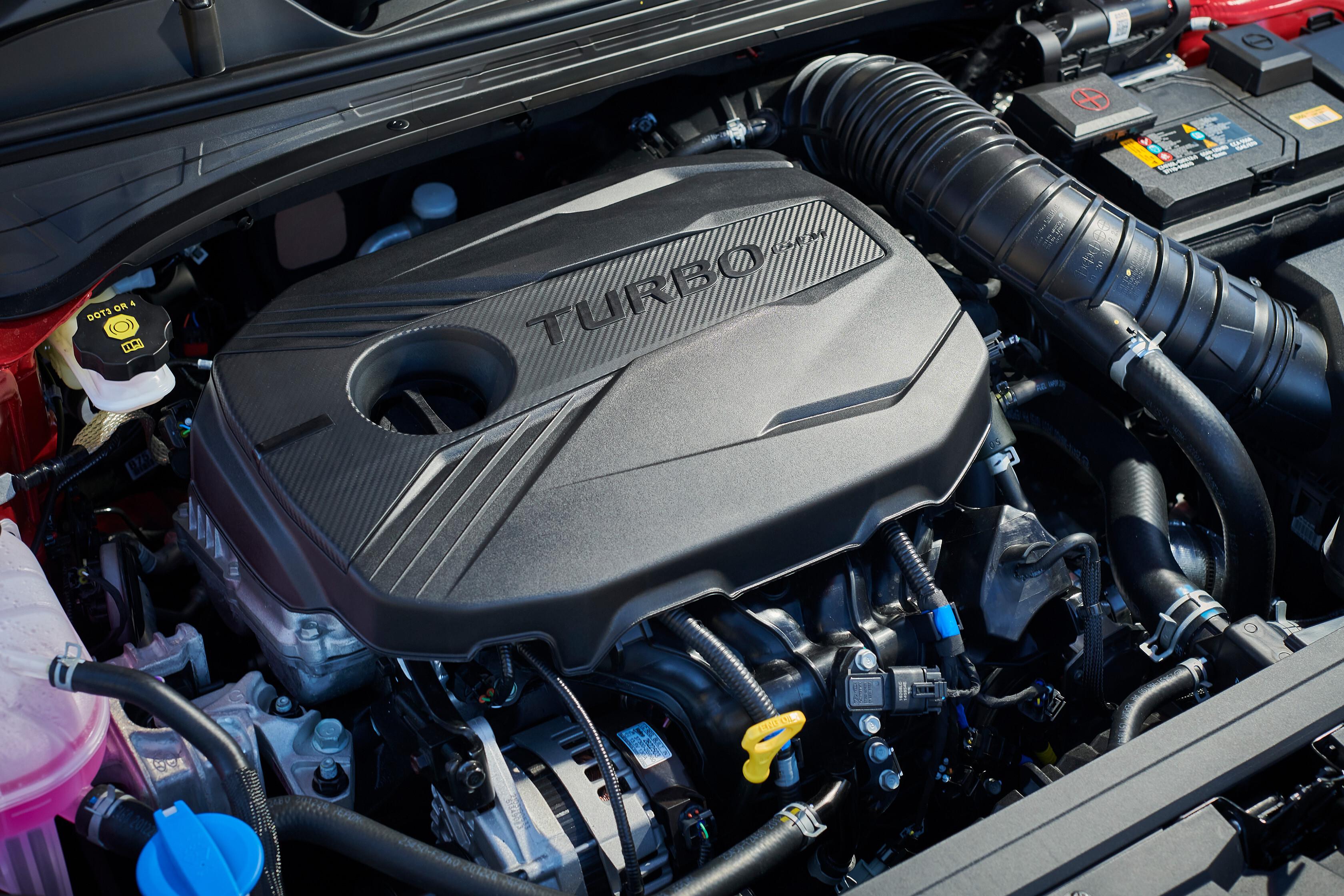 Which Car Car Reviews 2022 Kia Cerato GT Facelift Engine