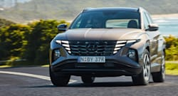 2021 Hyundai Tucson review: Australian first drive