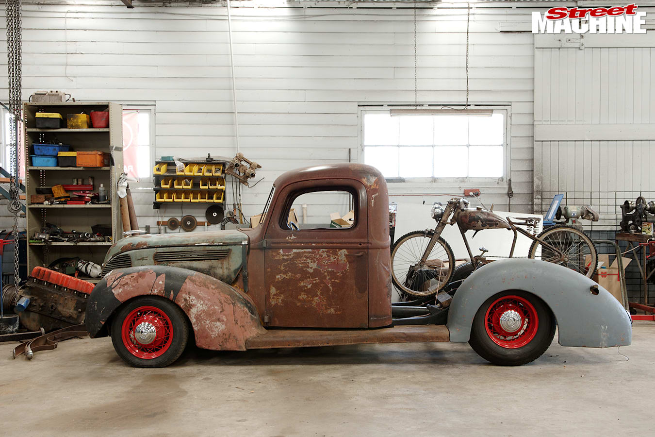 Street Machine Features Townsend Family Hot Rods