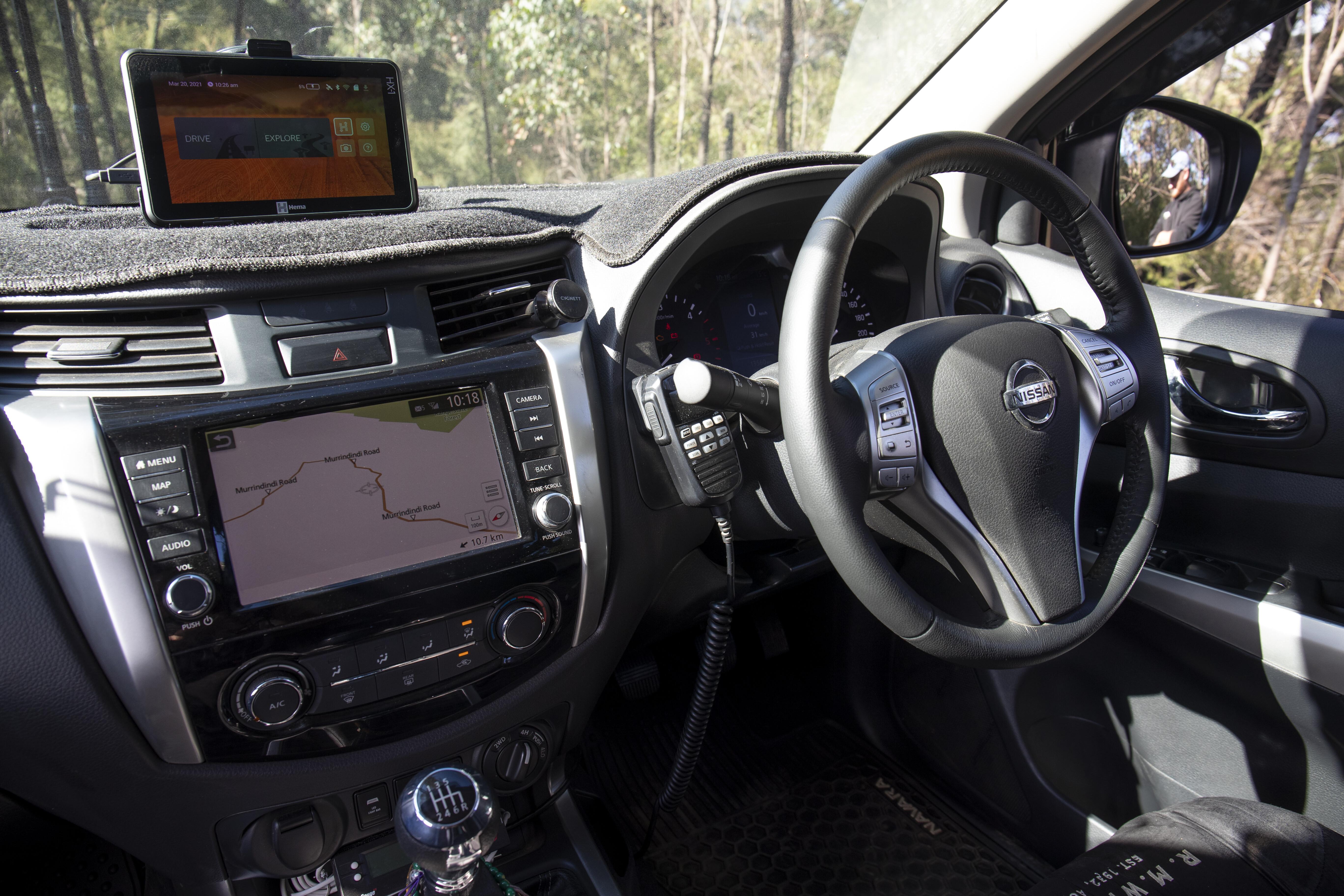 4 X 4 Australia Reviews 2021 June 2021 2020 Nissan Navara ST Custom 4 X 4 7