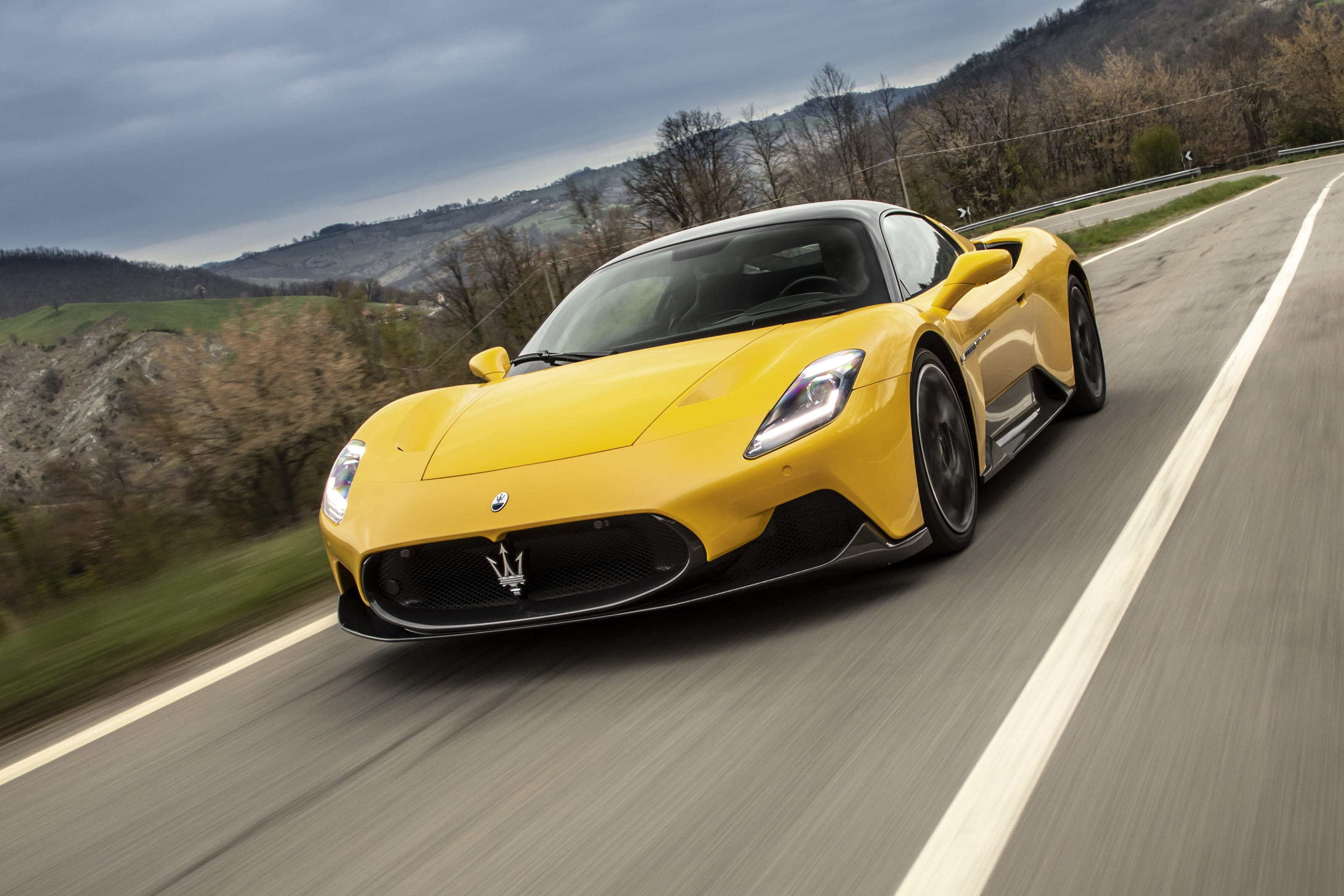 2021 Maserati MC20 review