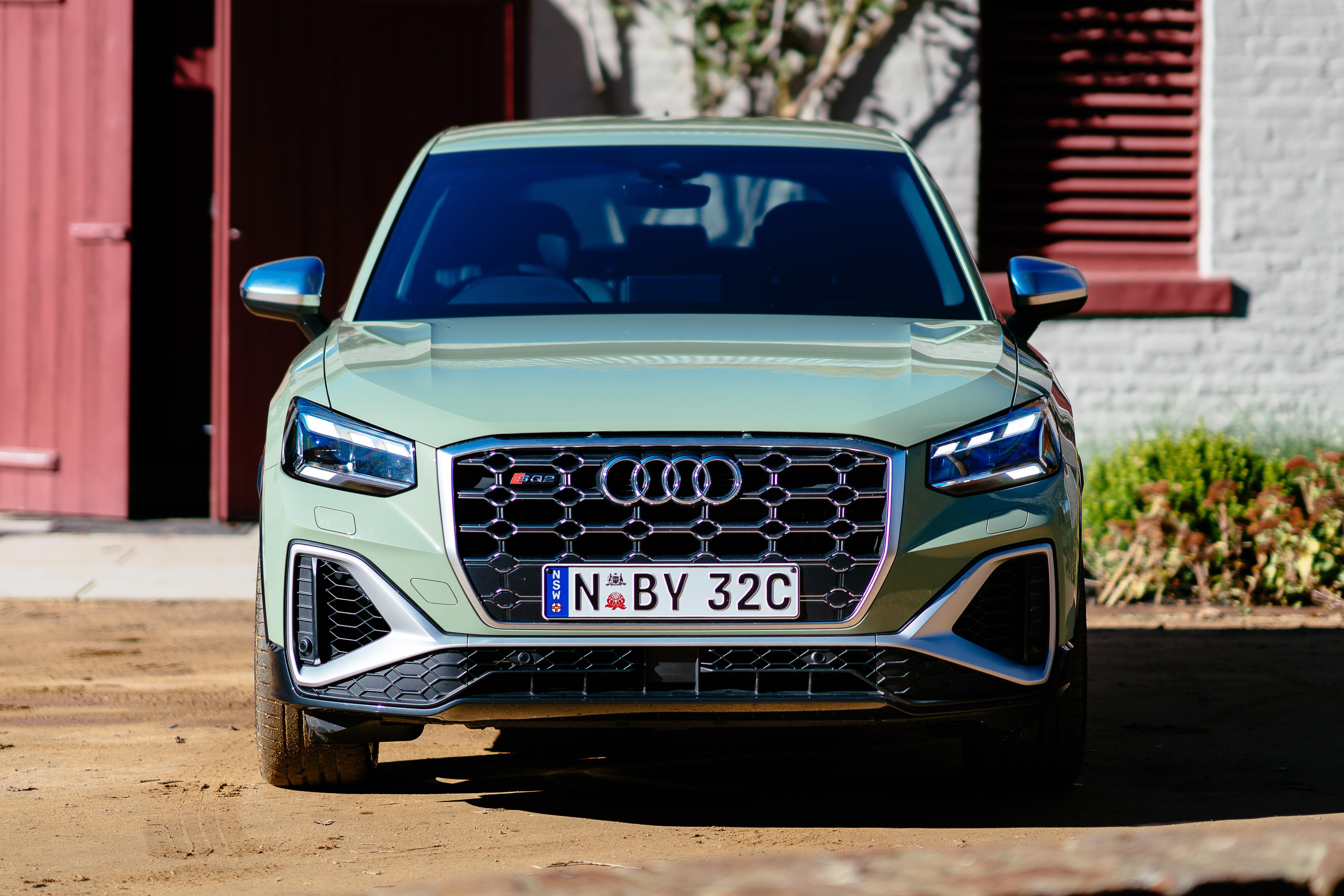 Wheels Reviews 2021 Audi Sq 2 Review Australian Launch 12