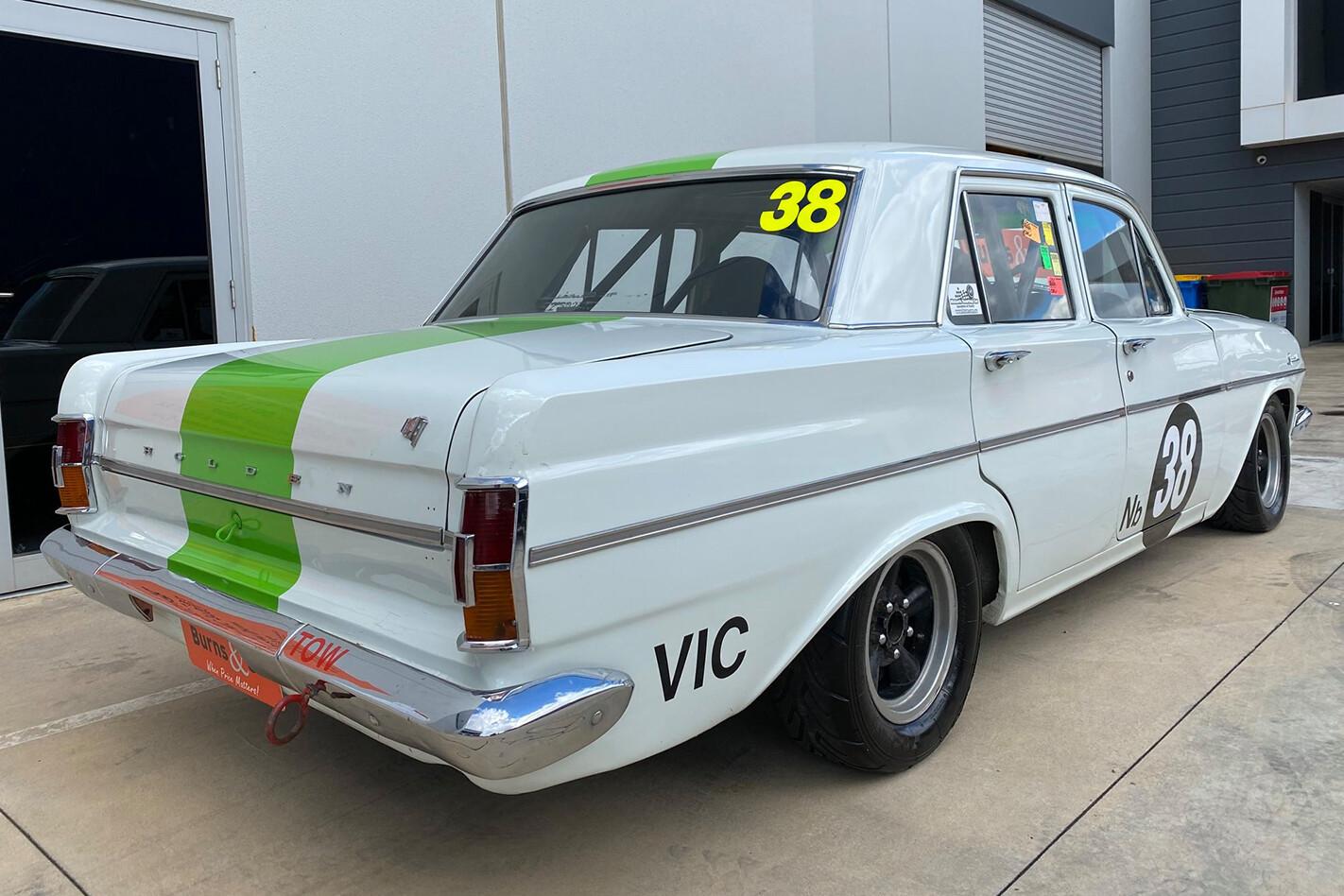 Street Machine News Holden Eh Racer