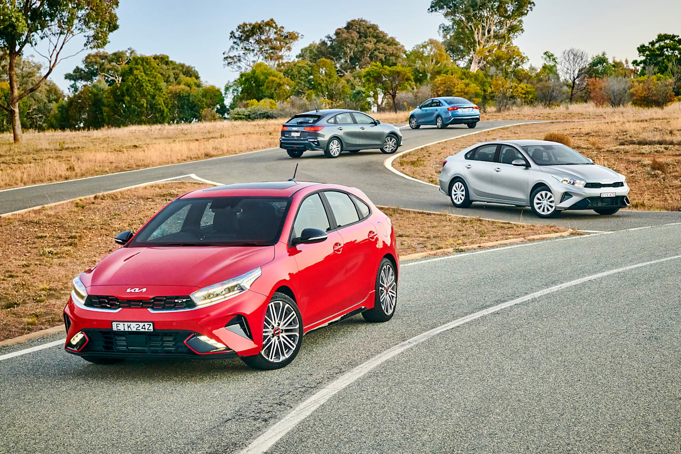 Which Car Car Reviews 2022 Kia Cerato Facelift Range Specifications