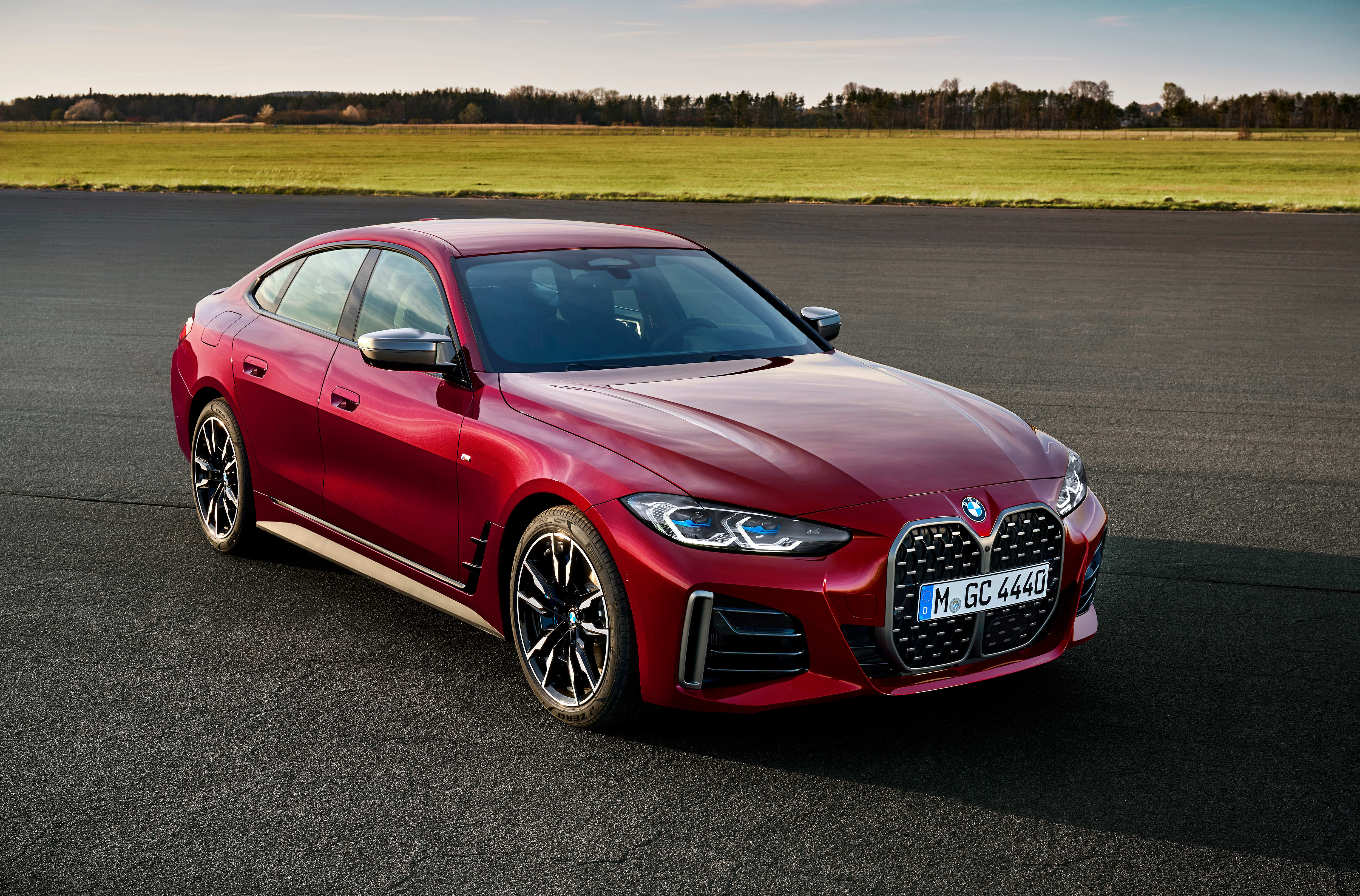 2022 BMW 4 Series Gran Coupe revealed for Australia