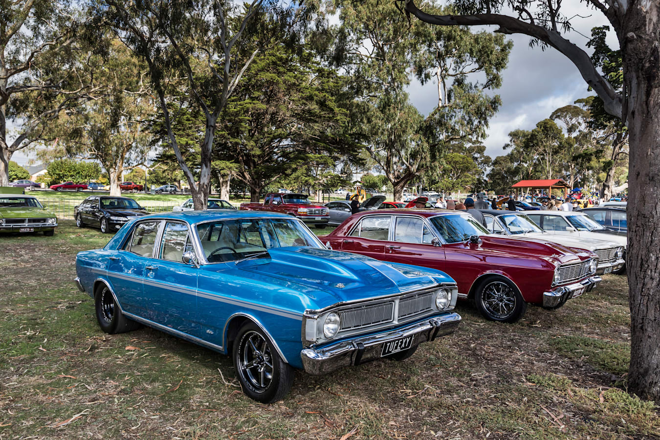 Street Machine Events All Day Ford 8767