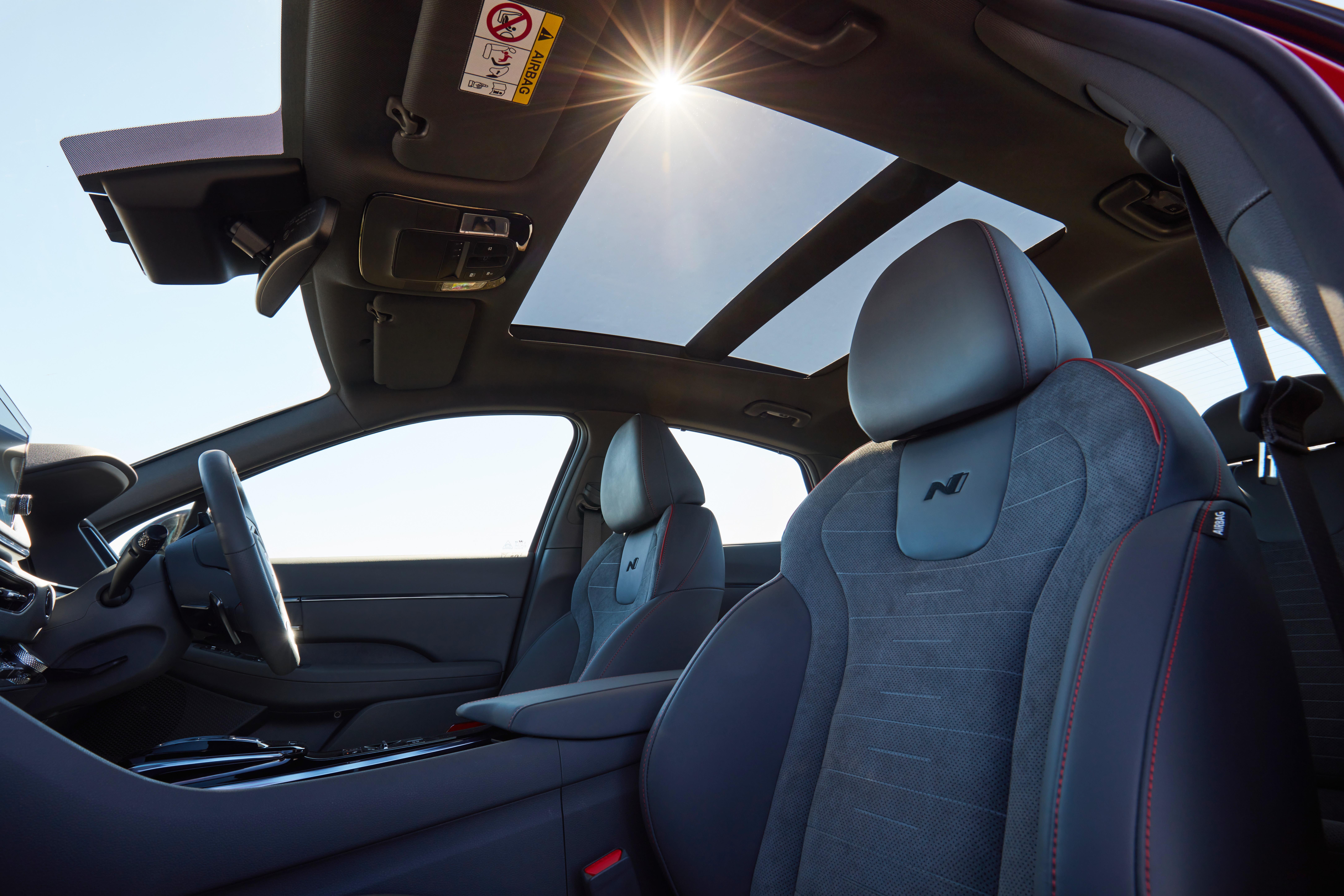 Wheels Reviews 2021 Hyundai Sonata N Line Review Australia 81