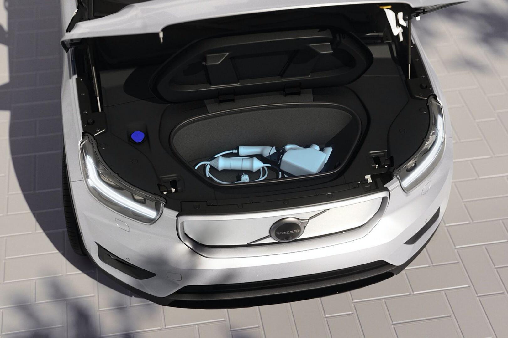 2022 Volvo Xc 40 Recharge Pure Electric Xc 40 Ev 3