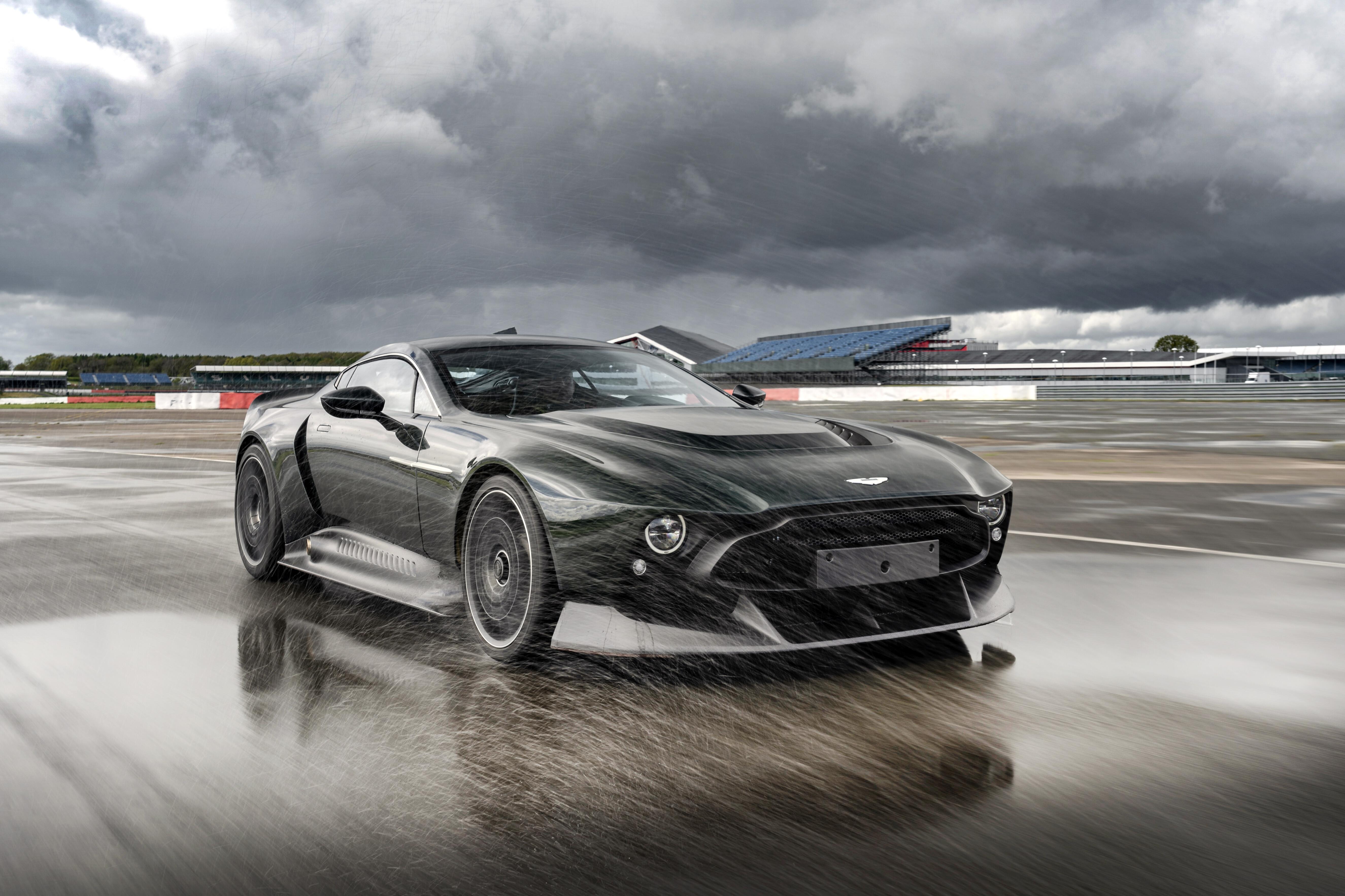 Motor Reviews Kyle Fortune Aston Martin Victor Photo Max Earey 076