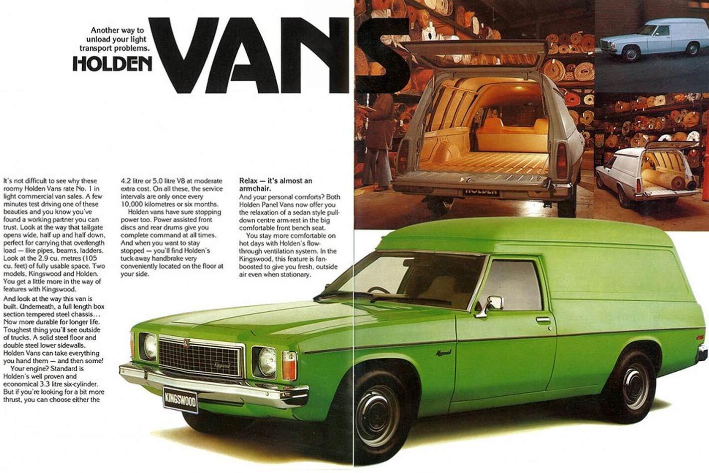 Street Machine News Holden Panel Van 4