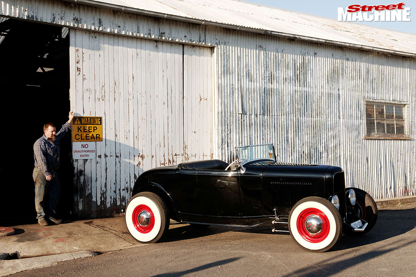 Street Machine Features Townsend Family Hot Rods 2
