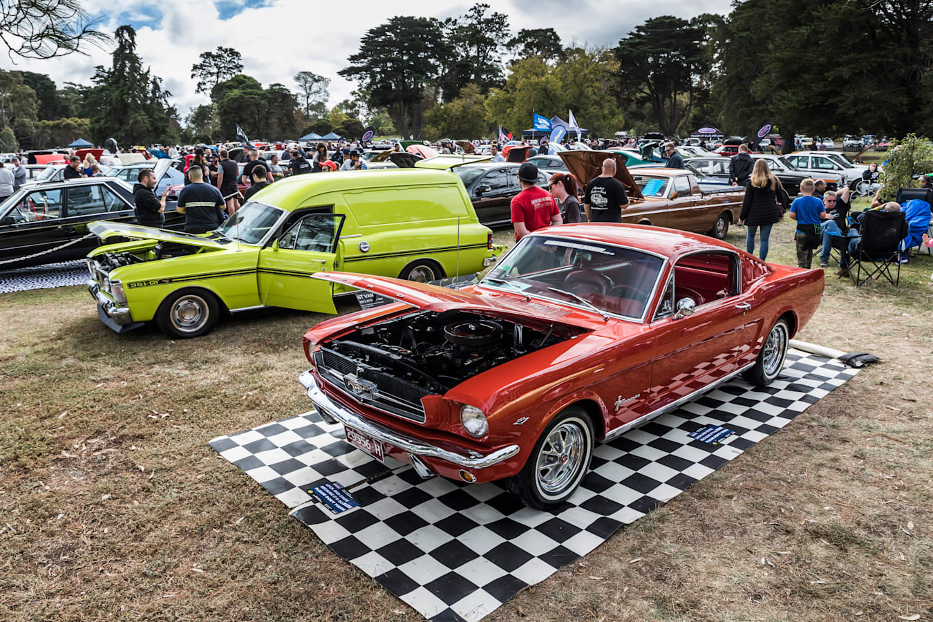Street Machine Events All Day Ford 8930