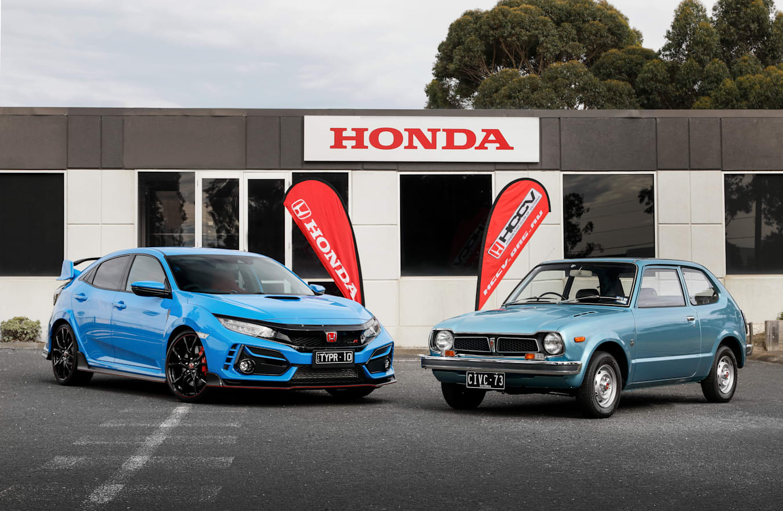 Honda Australia HCCV 50th Anniversary 1