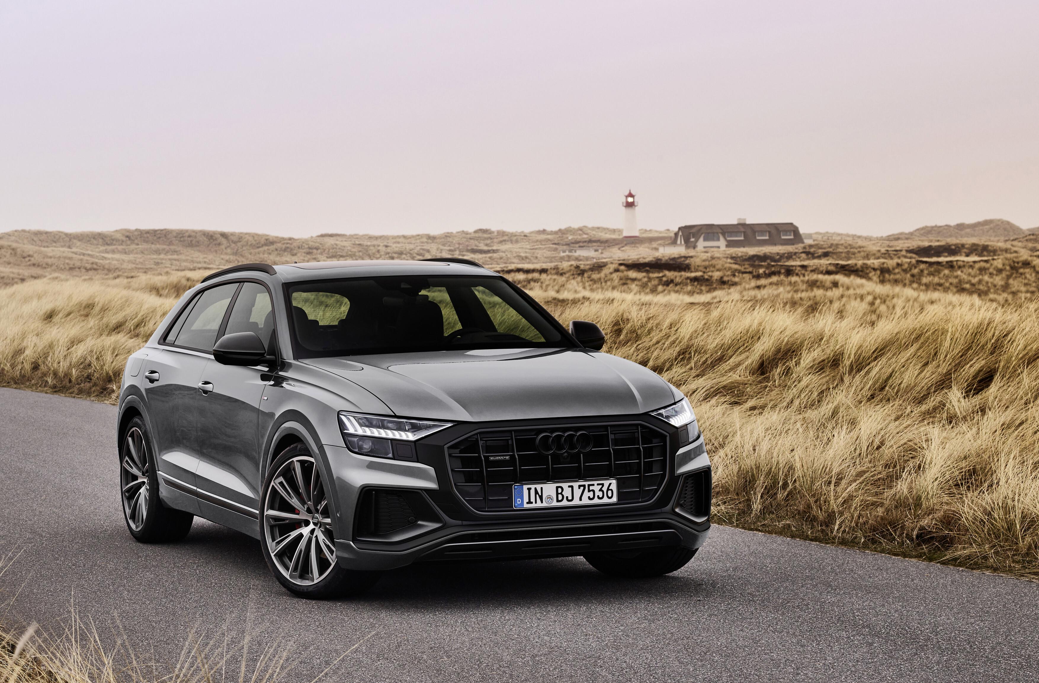 2022 Audi update A1 A4 A5 Q7 Q8