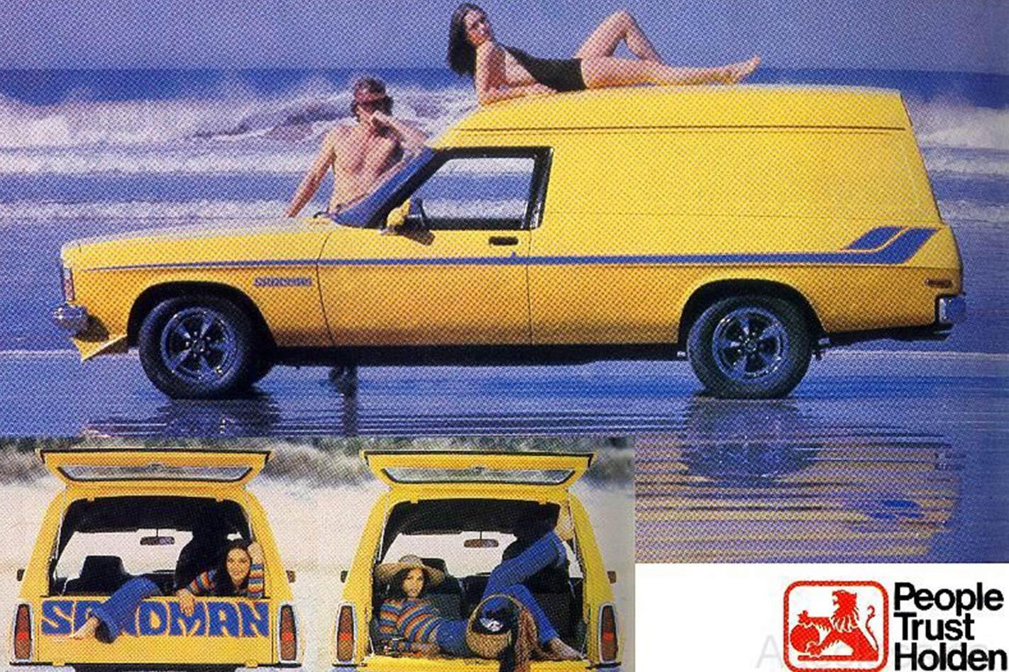 Street Machine News Holden Panel Van 1