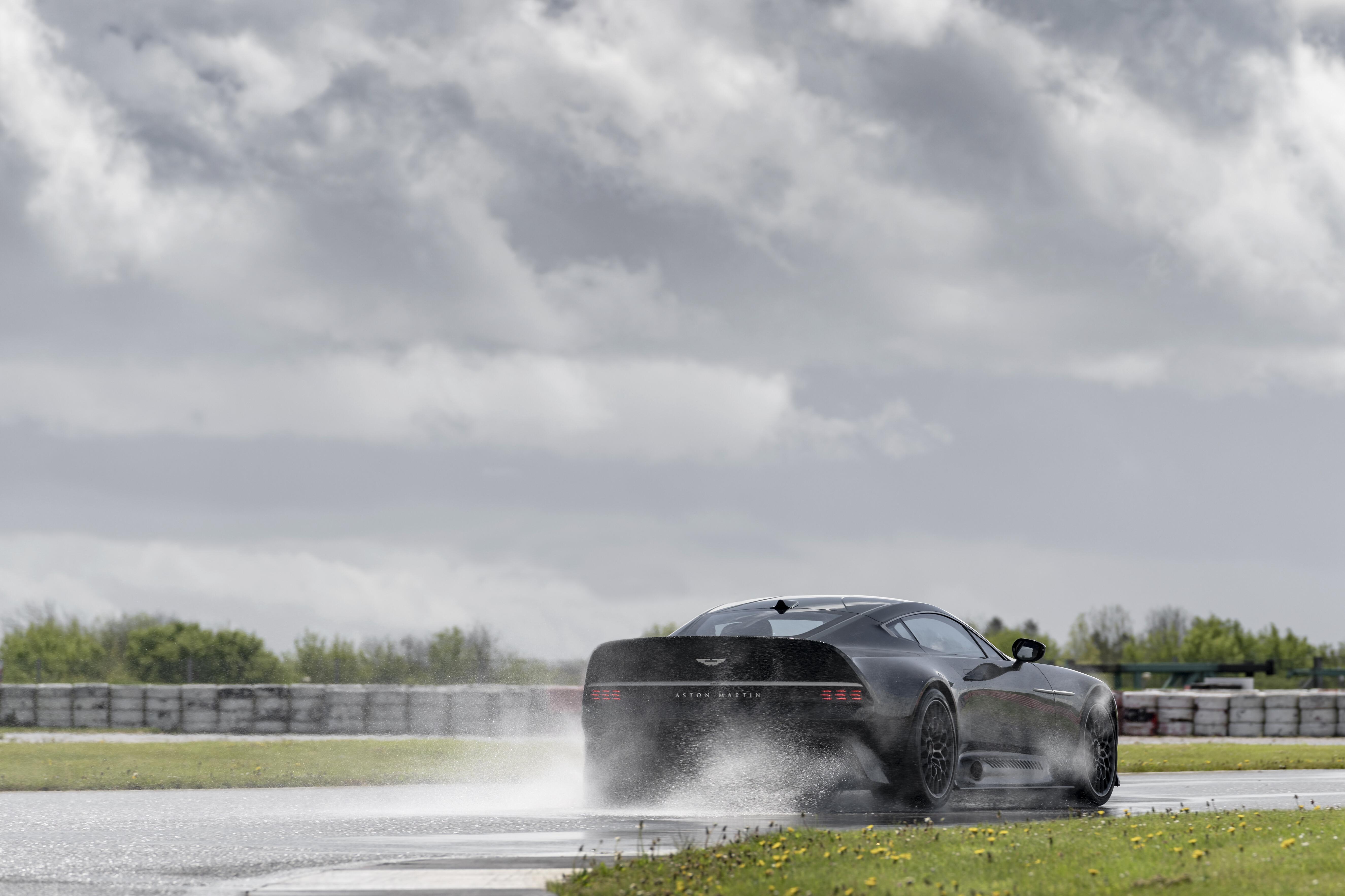 Motor Reviews Kyle Fortune Aston Martin Victor Photo Max Earey 144