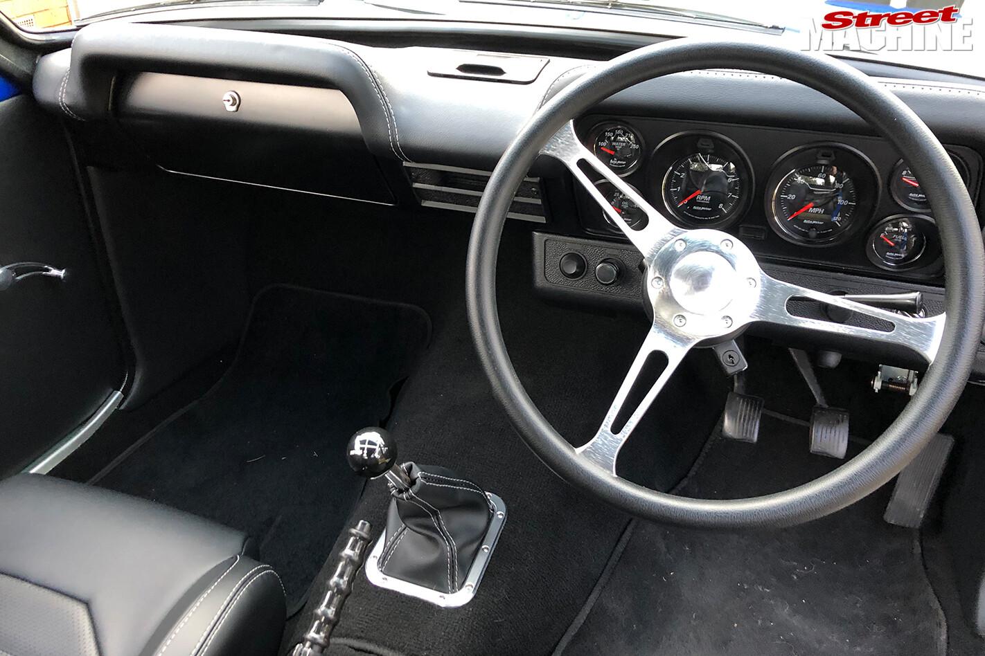 Holden LC Torana dash