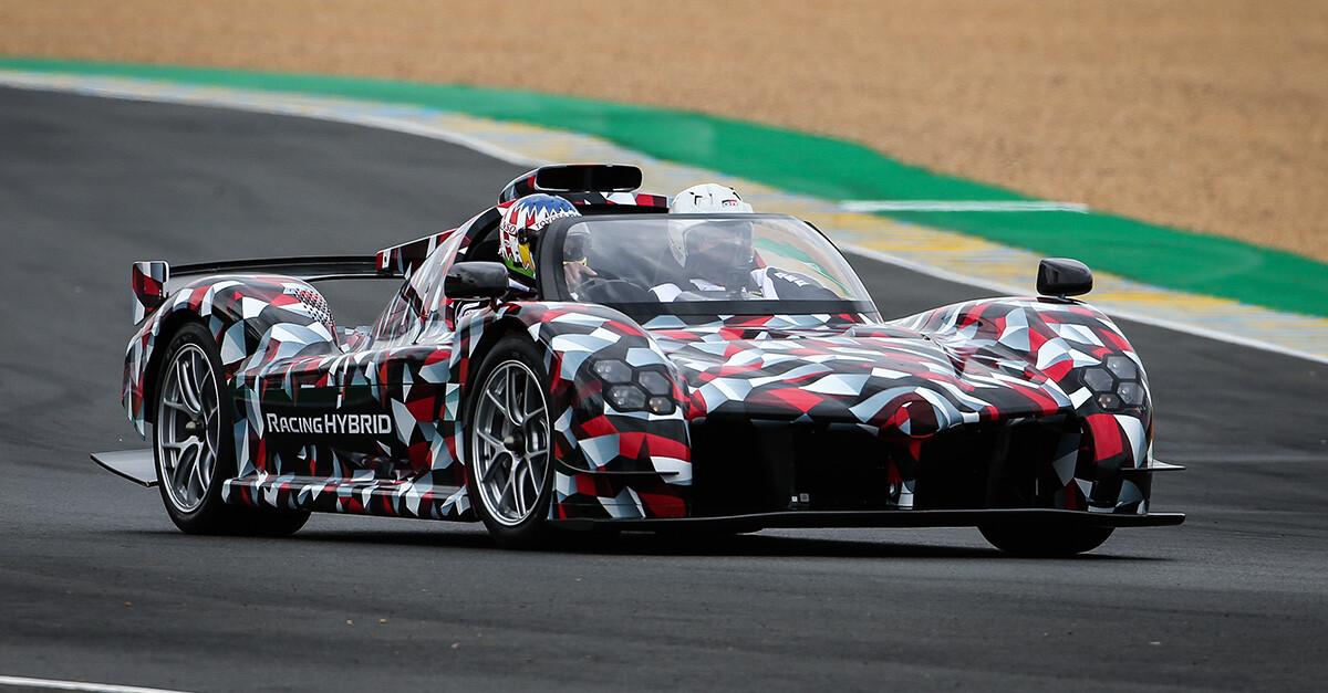 2022 Toyota GR Super Sport