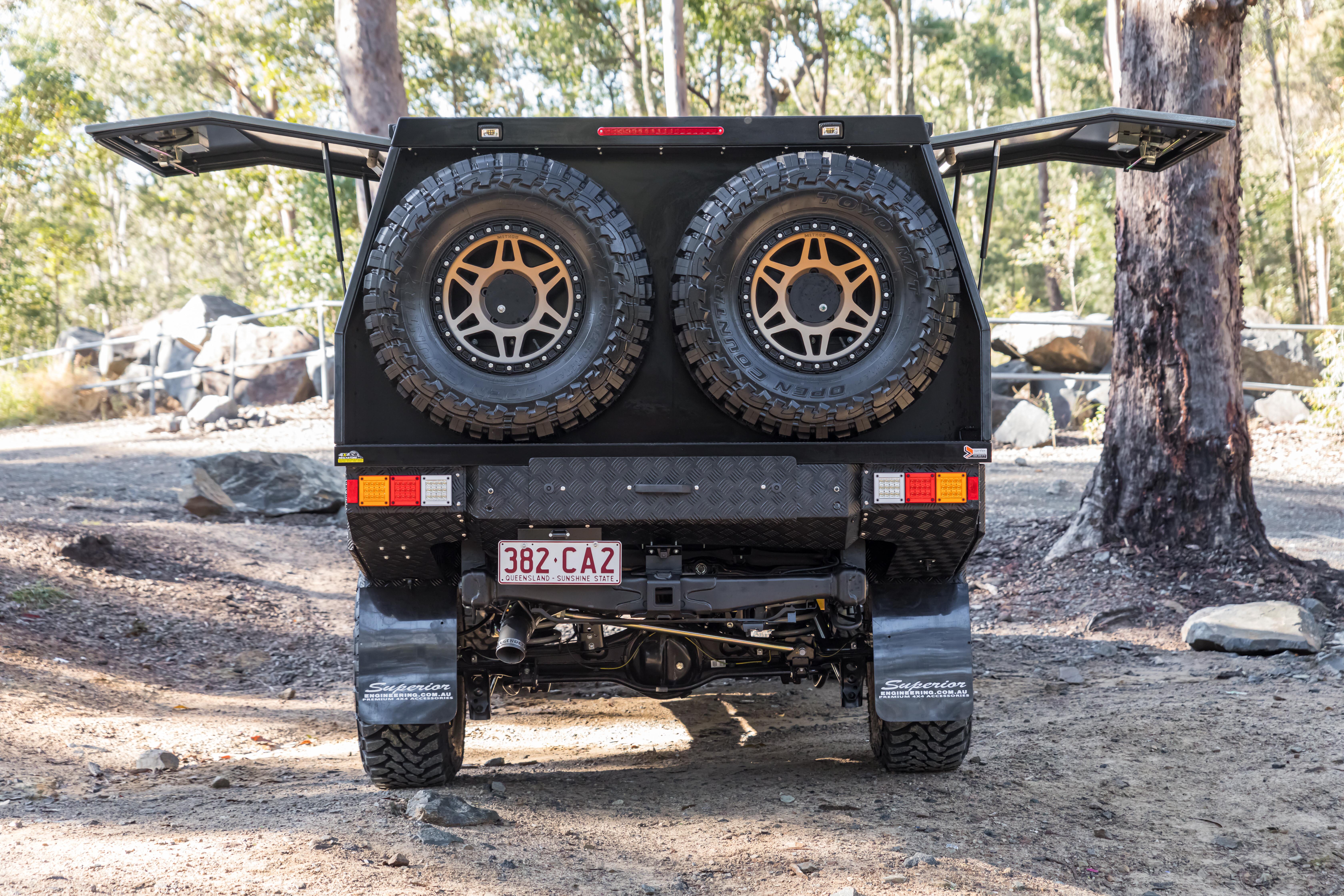 4 X 4 Australia Reviews 2021 September 2021 Rambler Vehicles Toyota Land Cruiser 200 Series 21