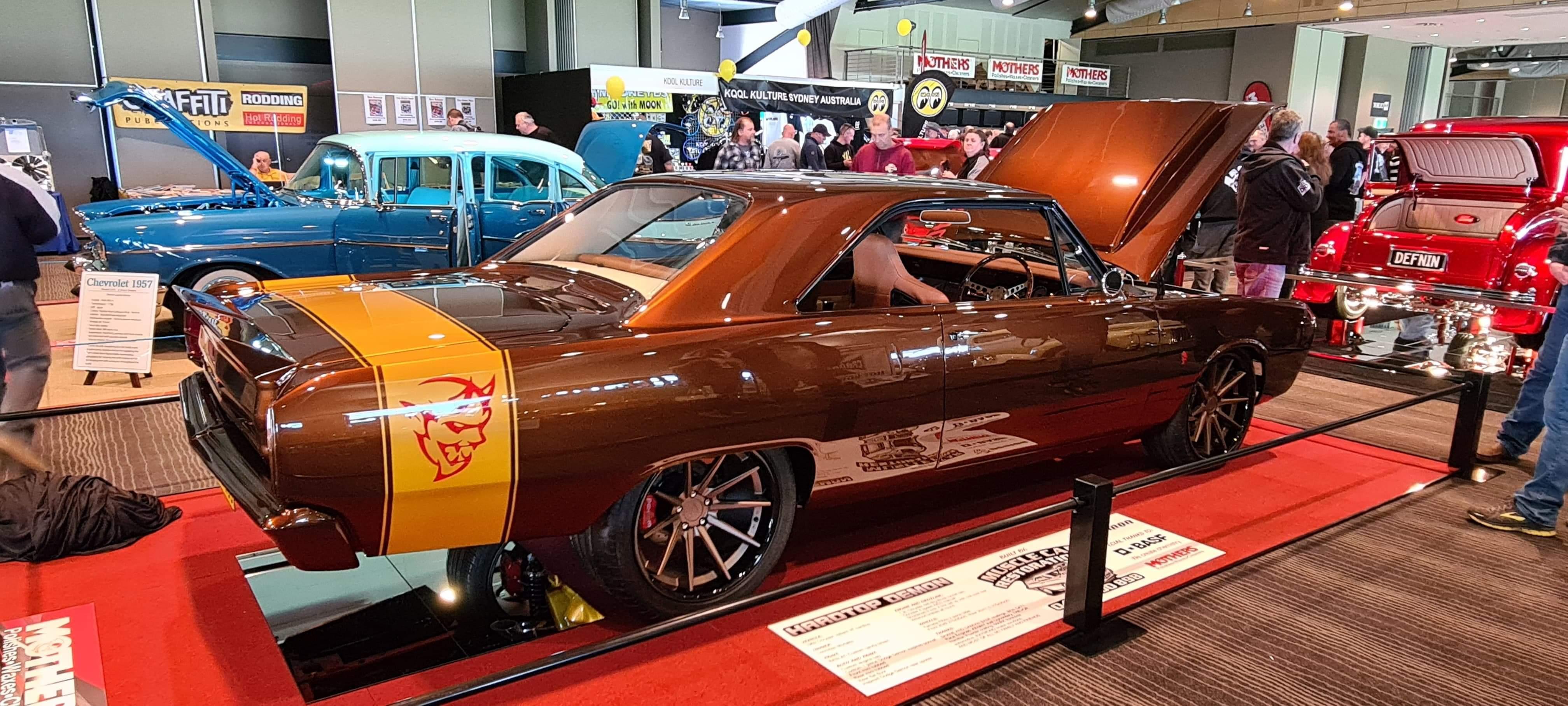 Street Machine Events Hot Rod Custom Show 999
