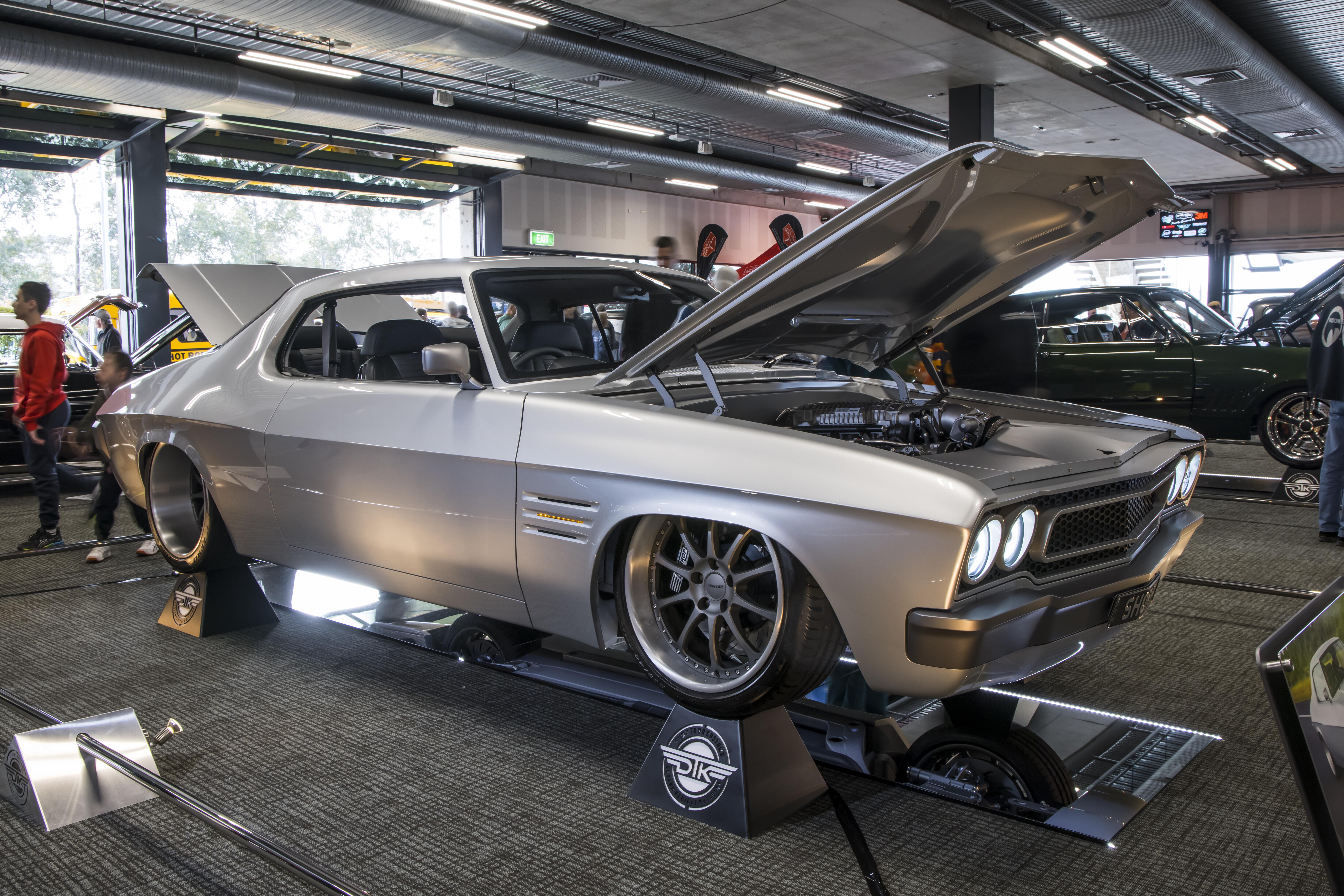 Street Machine Events Hotrod Custom Auto Expo 001