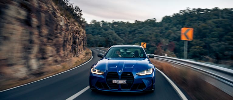 2021 BMW M3 Competition review