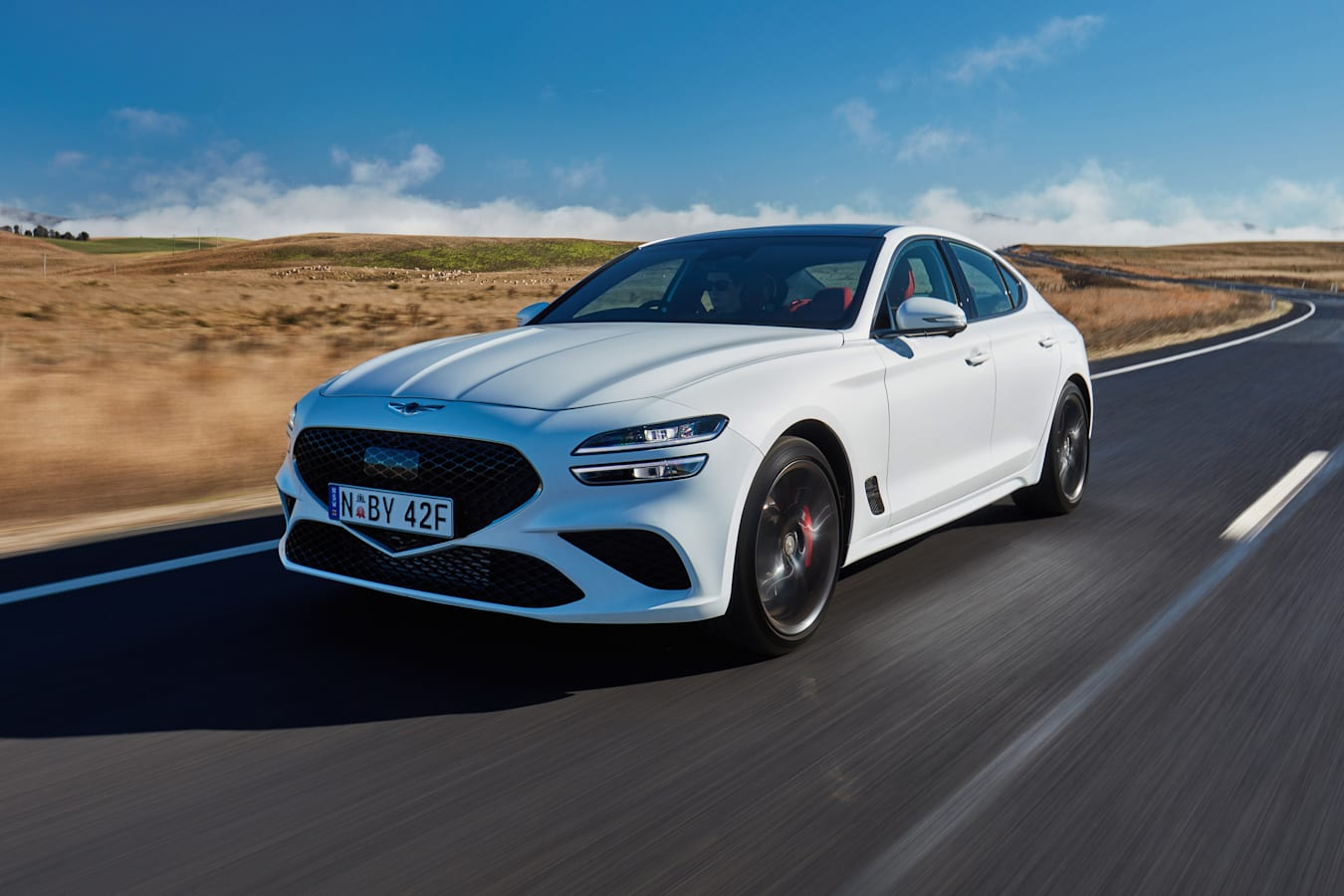 Wheels Reviews 2021 Genesis G 70 Drive Review
