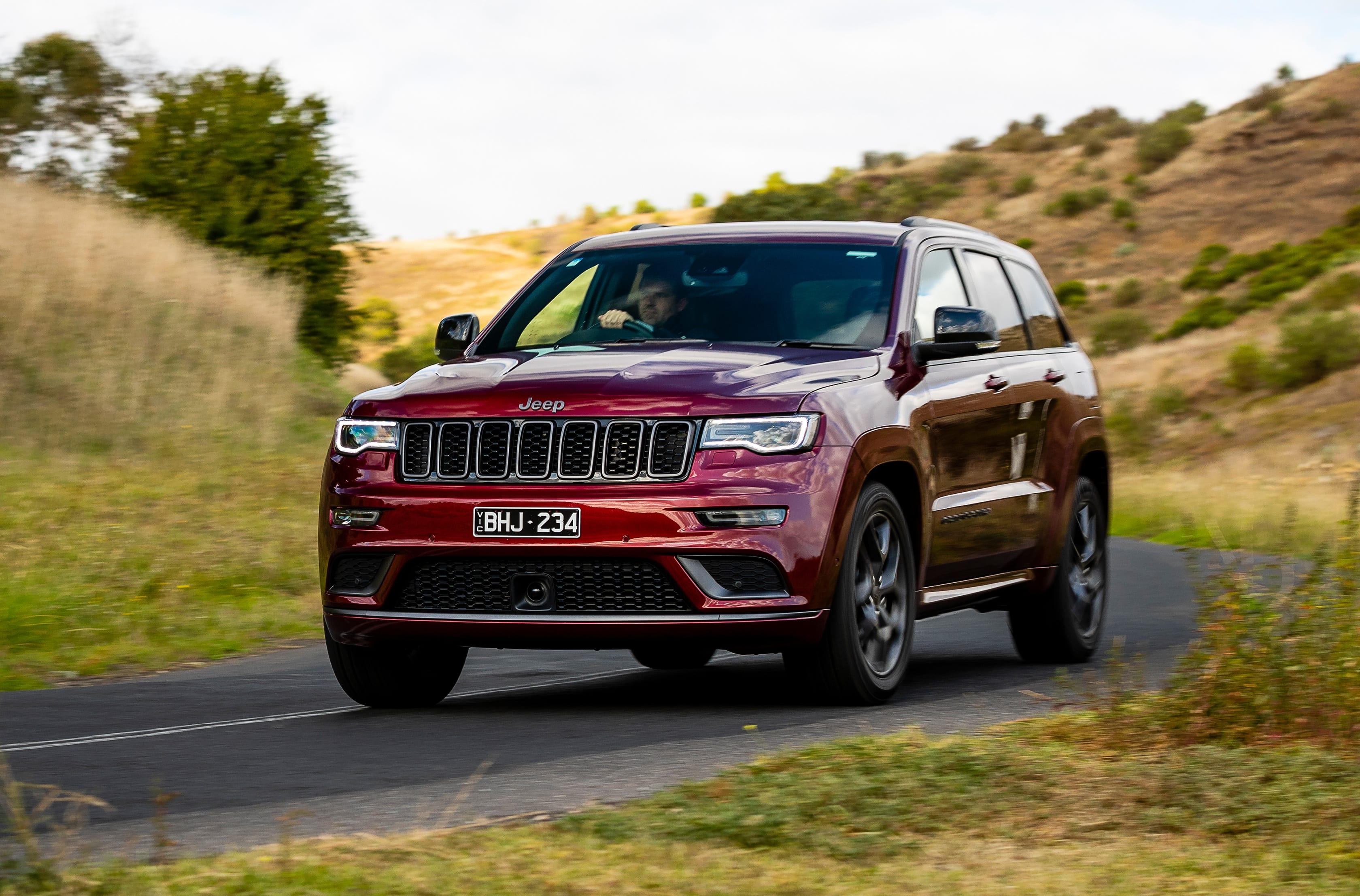 2021 Jeep Grand Cherokee S-Limited long-term review