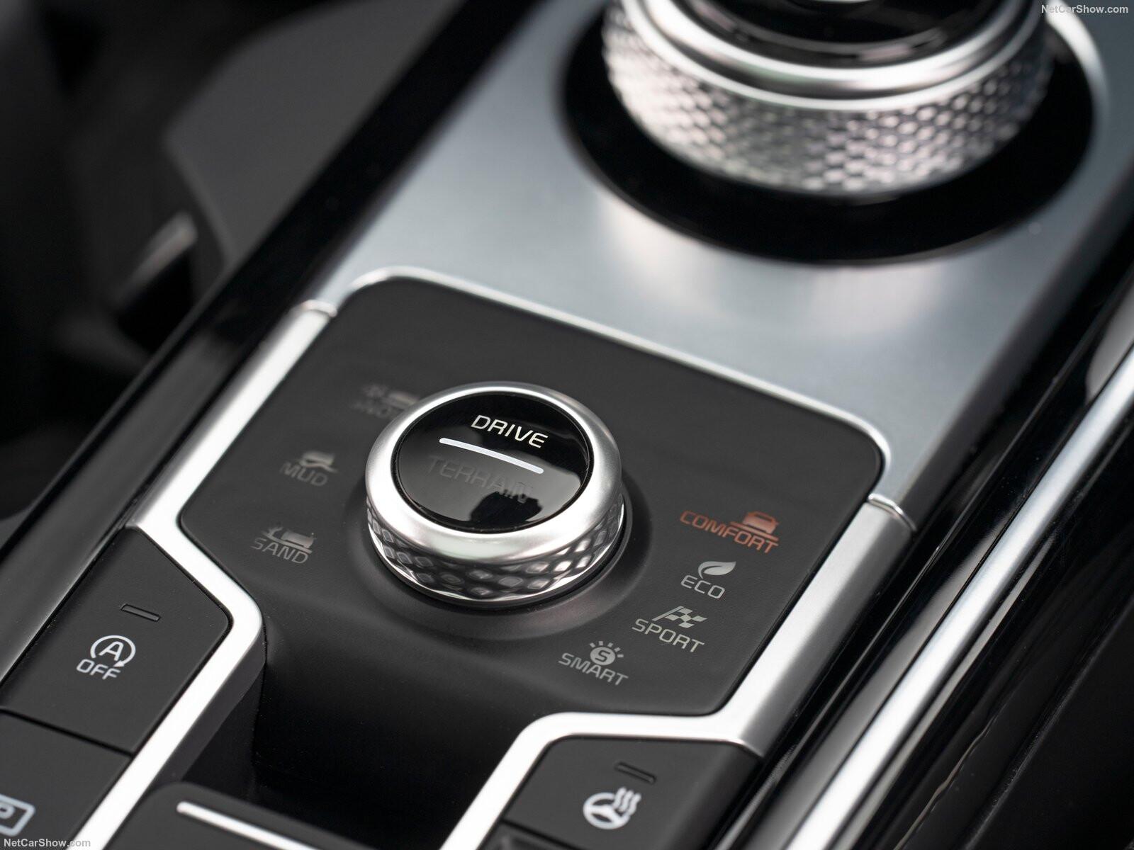 Kia Sorento UK Version 2021 1600 88