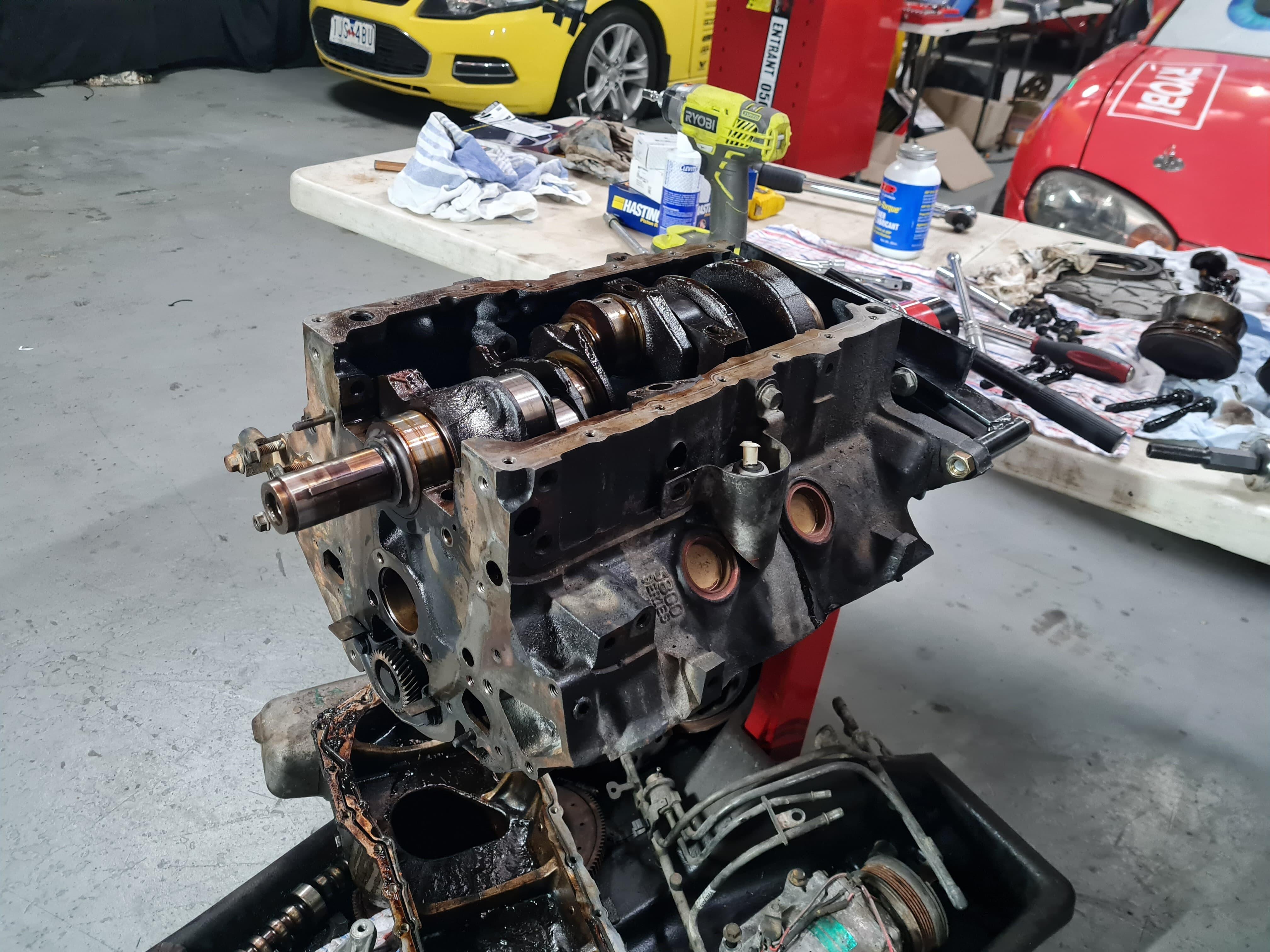 L67 engine