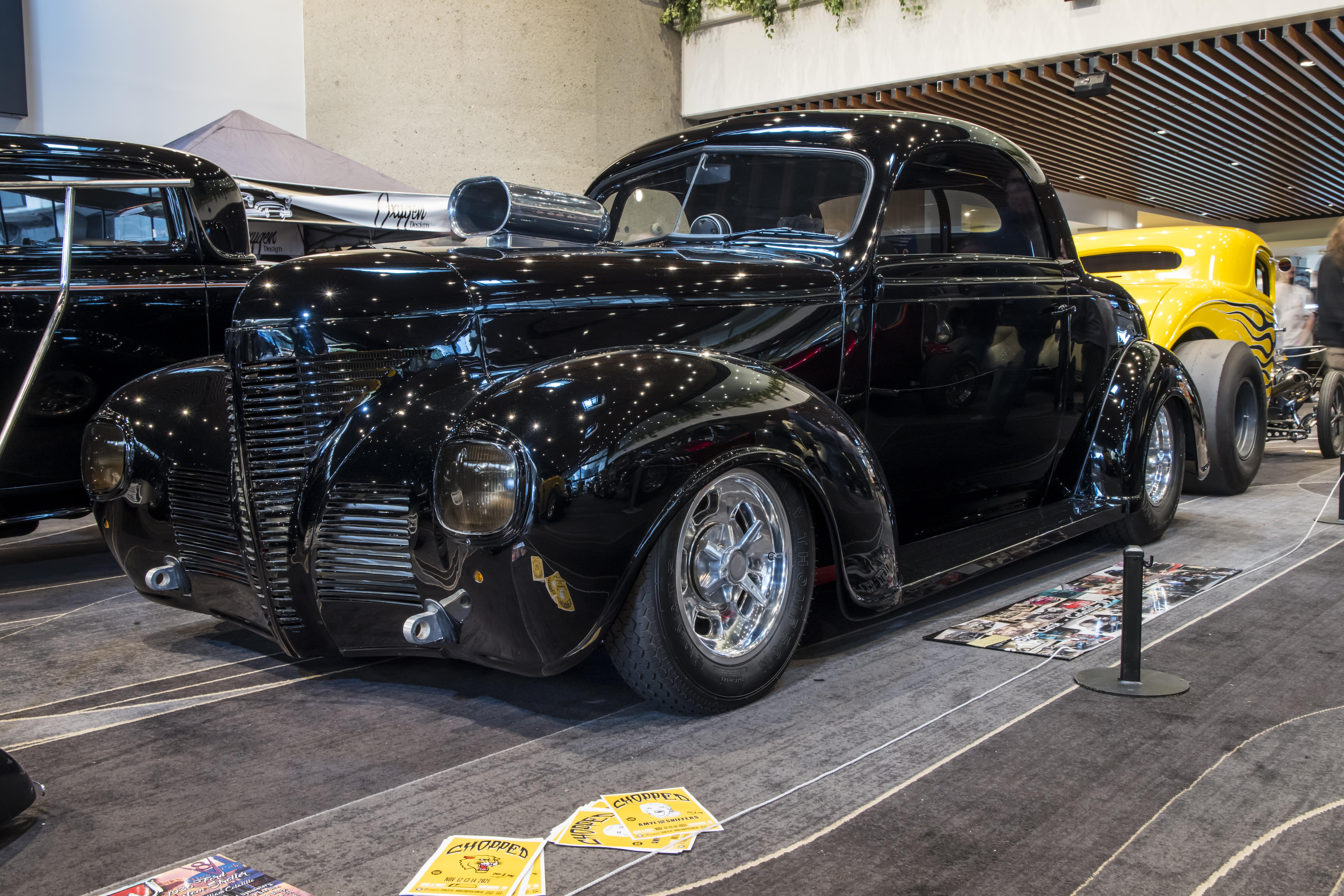Street Machine Events Hotrod Custom Auto Expo 024
