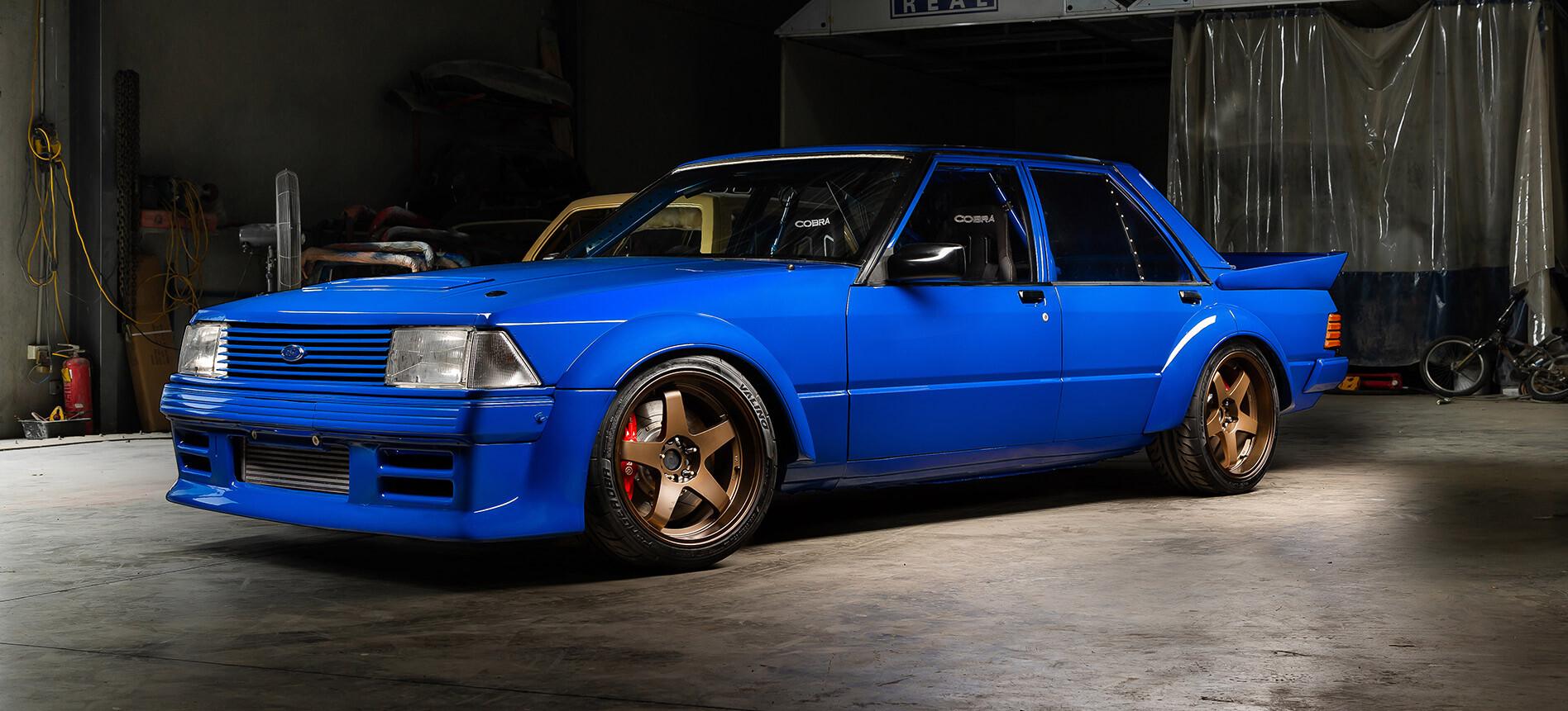Ford Falcon XD