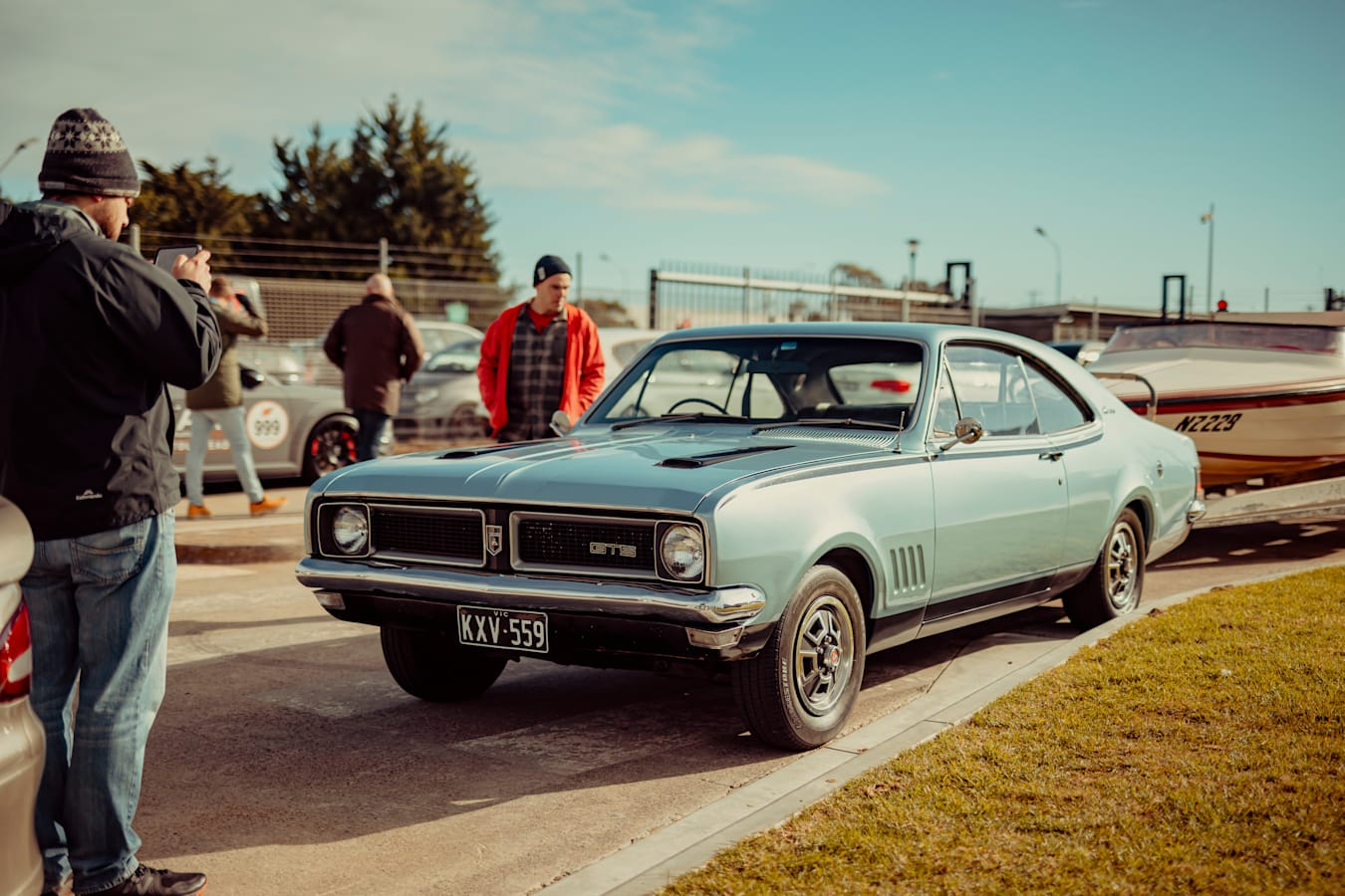 Motor Events Highball Cars And Coffee 100