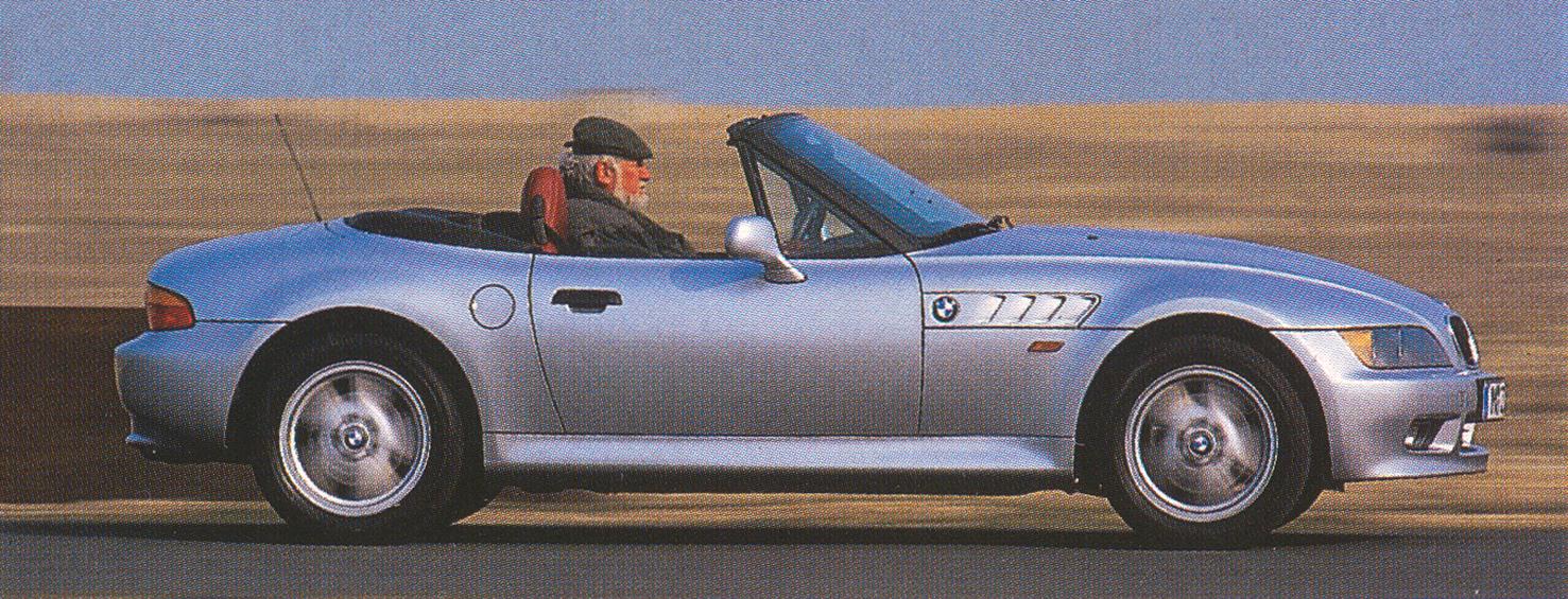 BMW Z 3 Peter Robinson Side