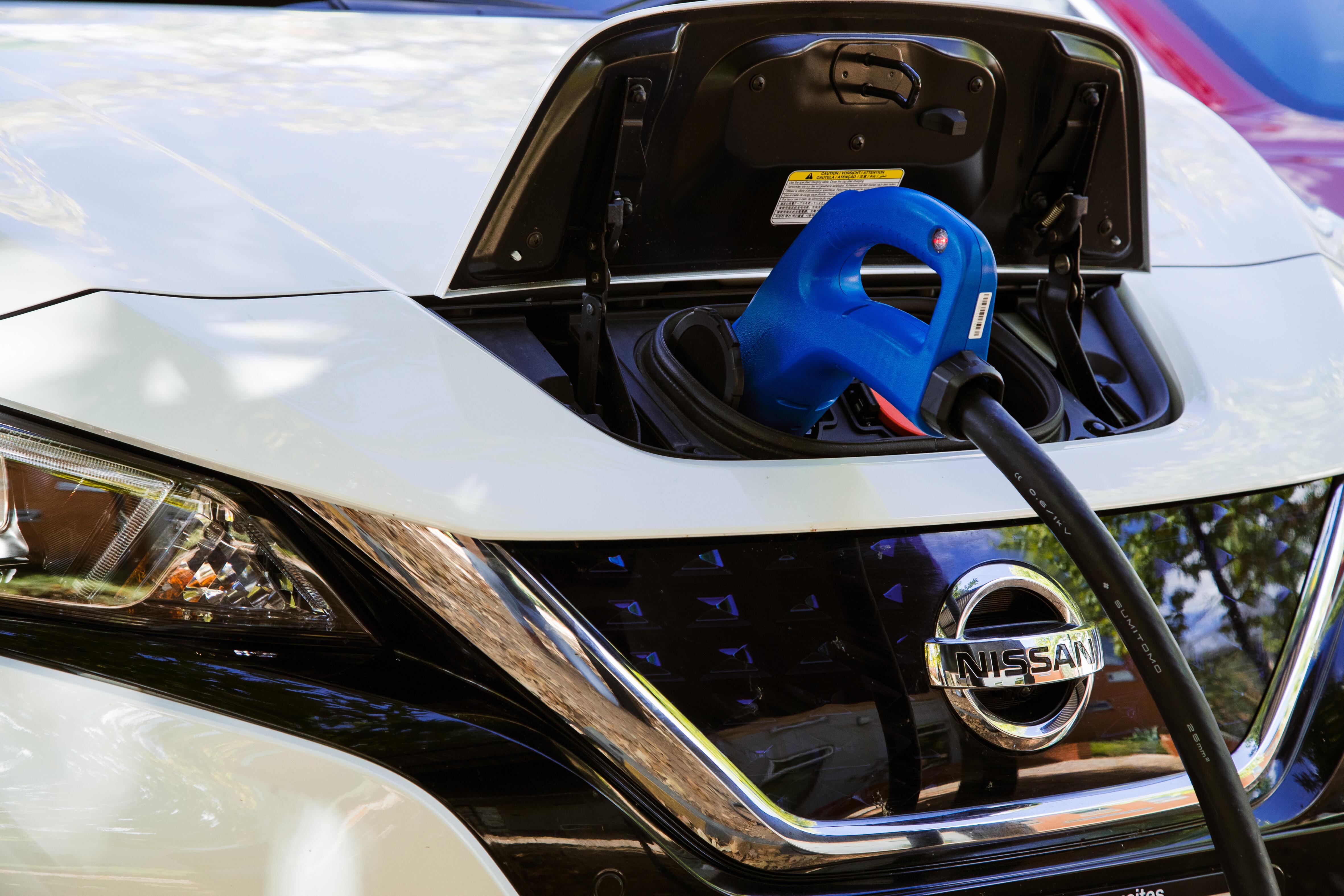 Nissan Recharging