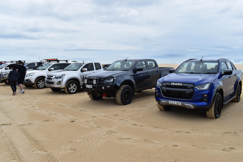 4 X 4 Australia Explore I Venture Club Stockton Beach 2