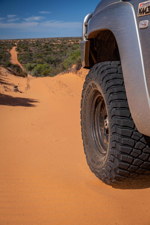 4 X 4 Australia Gear BF Goodrich Mud Terrain 1