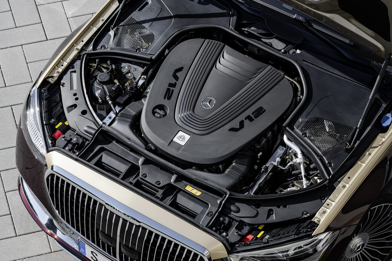 2022 Mercedes Maybach S 680 39