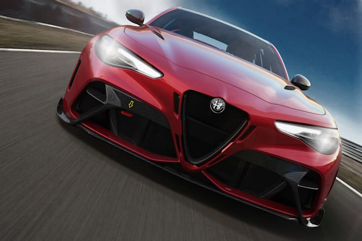 2021 Alfa Romeo Giulia GTA coming to Australia