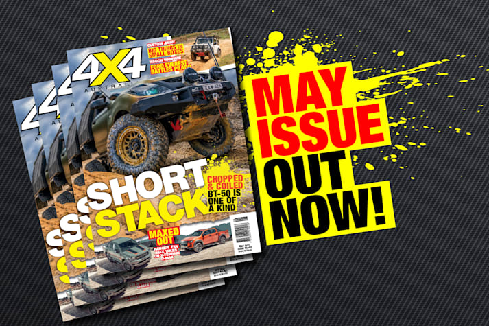 May 2021 issue of 4X4 Australia magazine