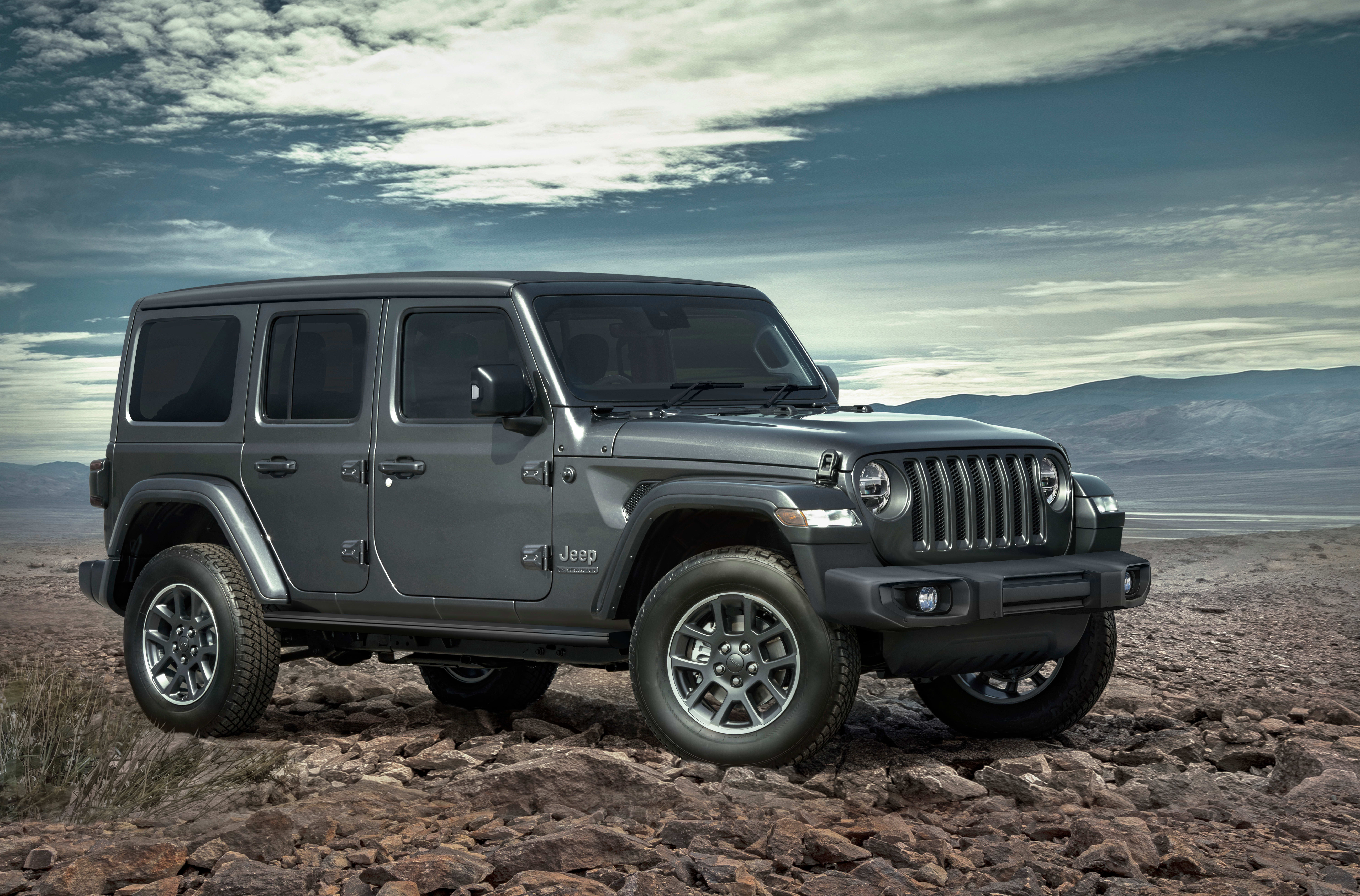2021 Jeep Wrangler Unlimited 80th Anniversary