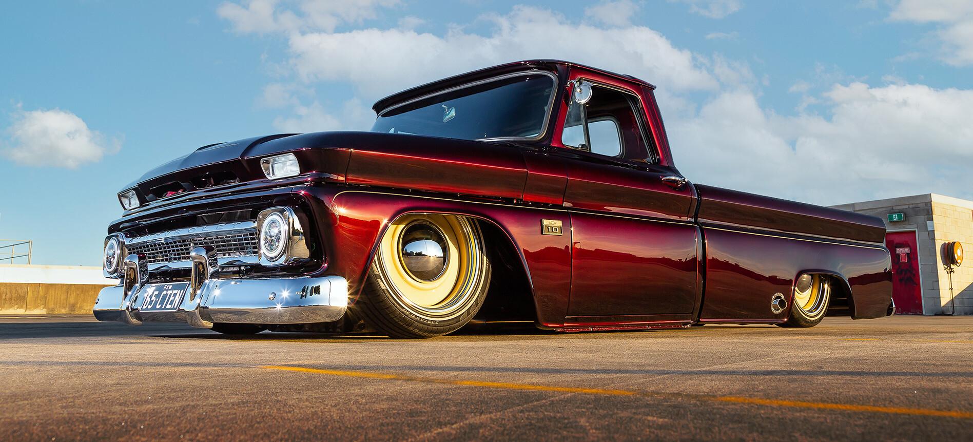 1965 Chevy C10 Fleetside