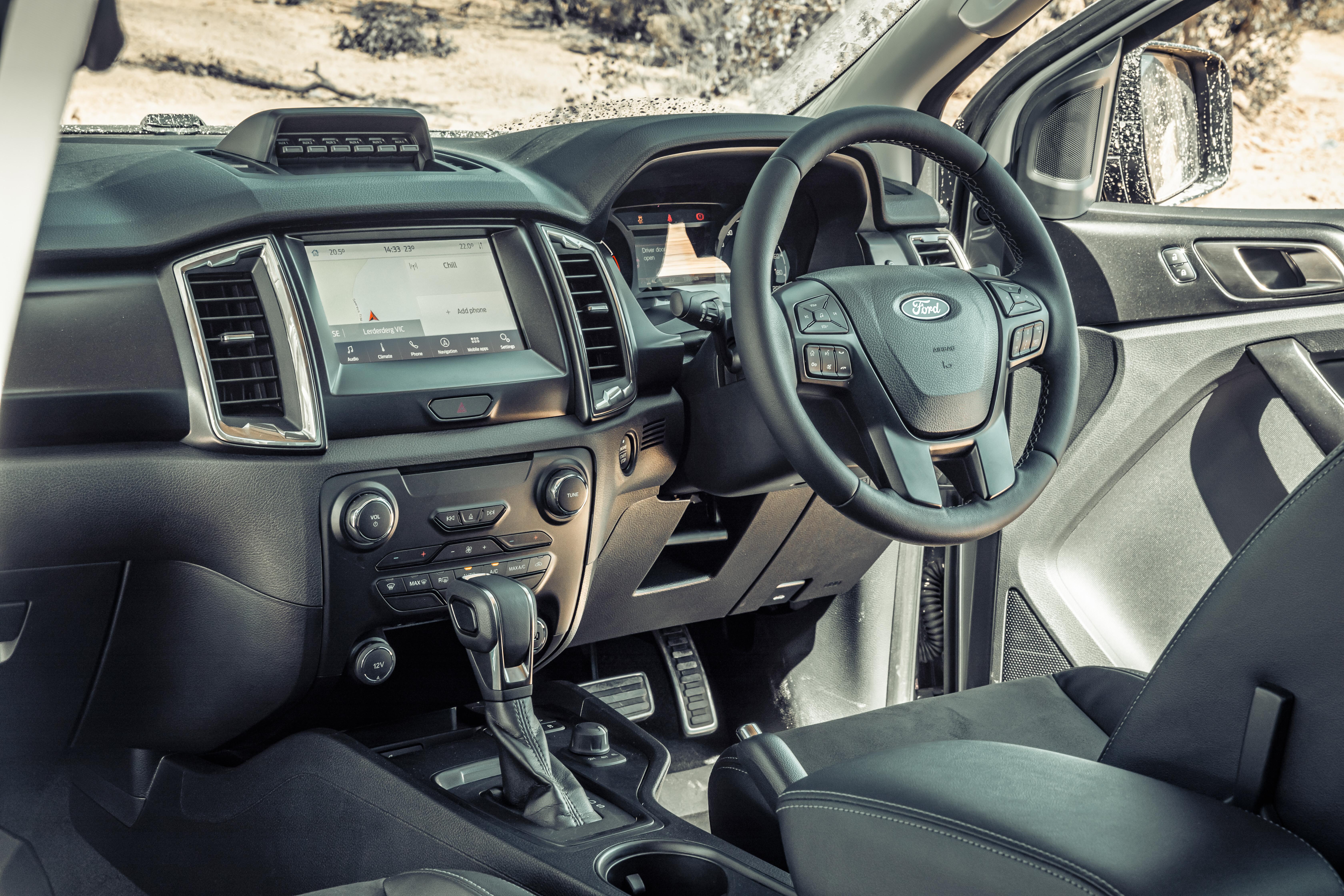 4 X 4 Australia Comparisons 2021 May 21 Ford Ranger FX 4 MAX 1