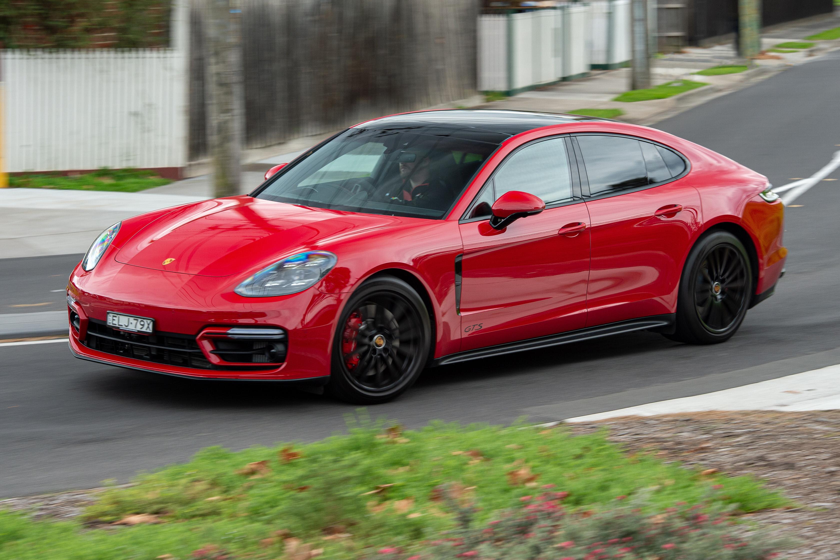 2021 Porsche Panamera GTS review